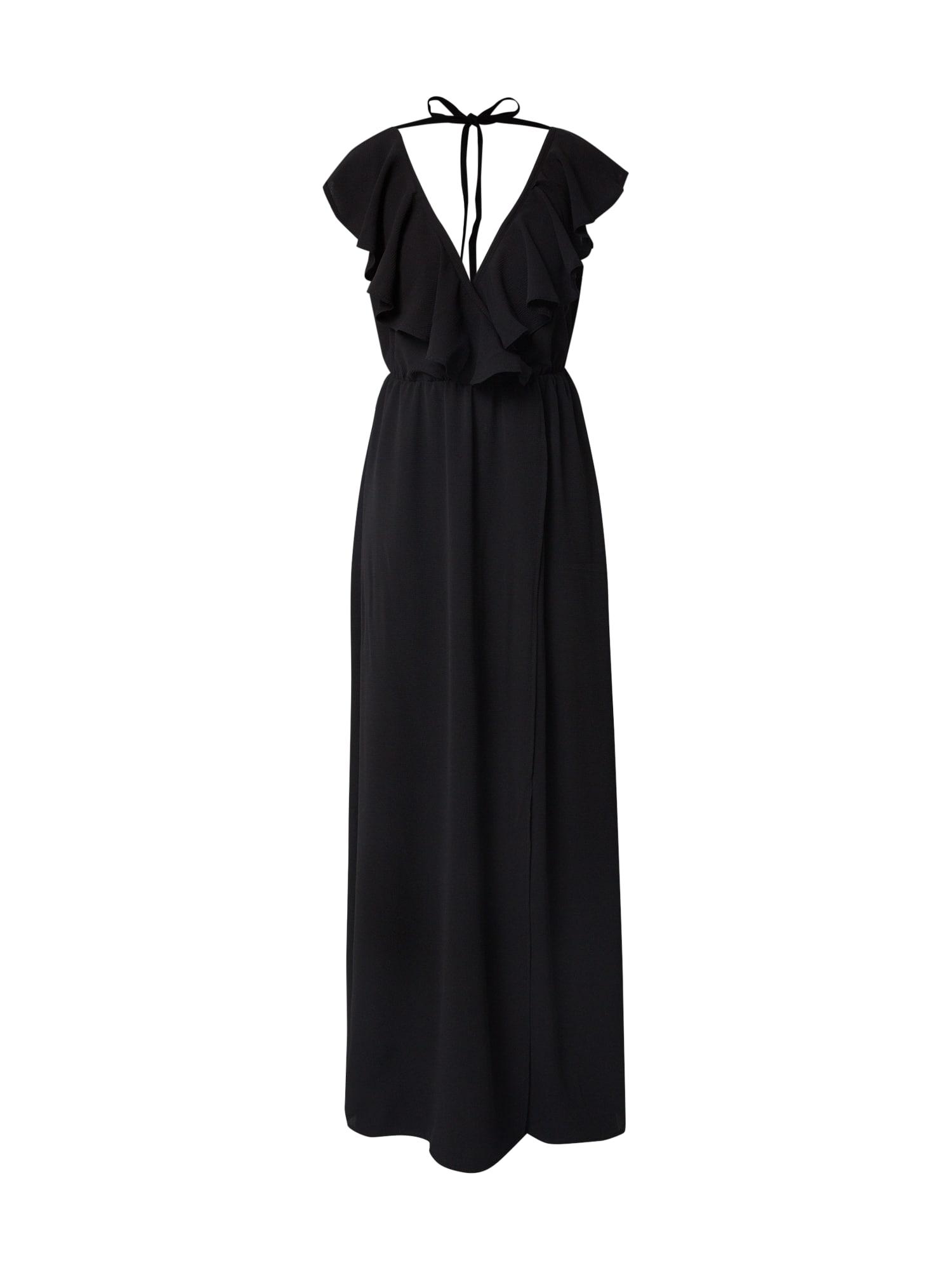 Missguided Letní šaty  černá