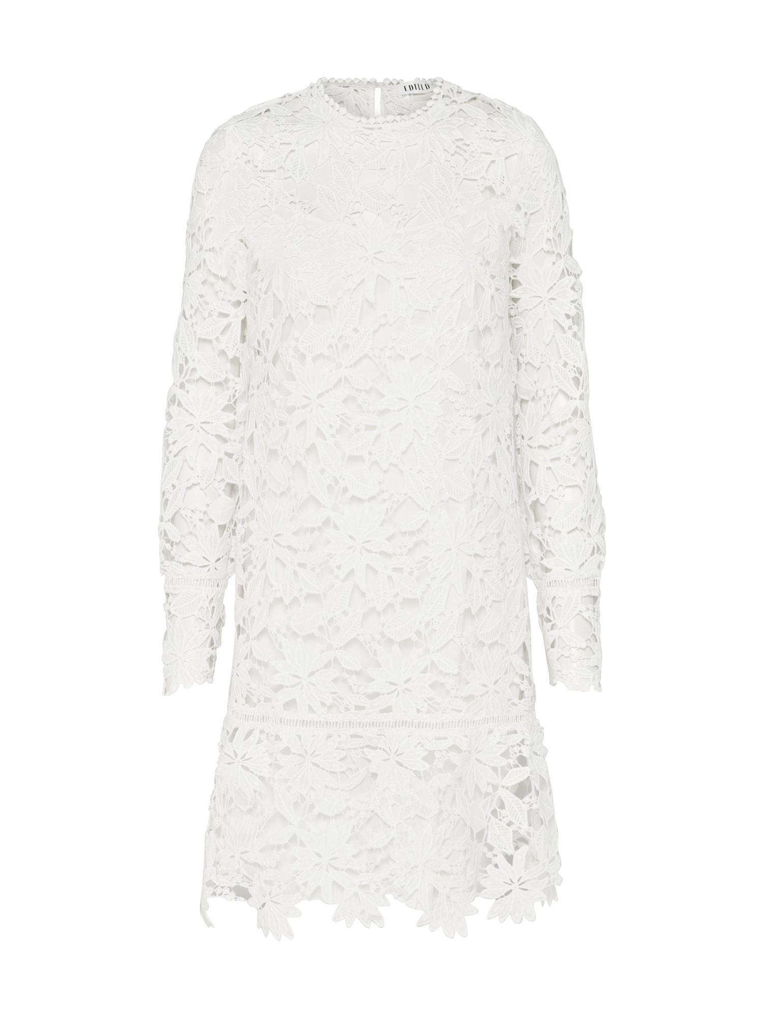 Spitzenkleid 'Liana' | Bekleidung > Kleider > Spitzenkleider | Weiß | EDITED