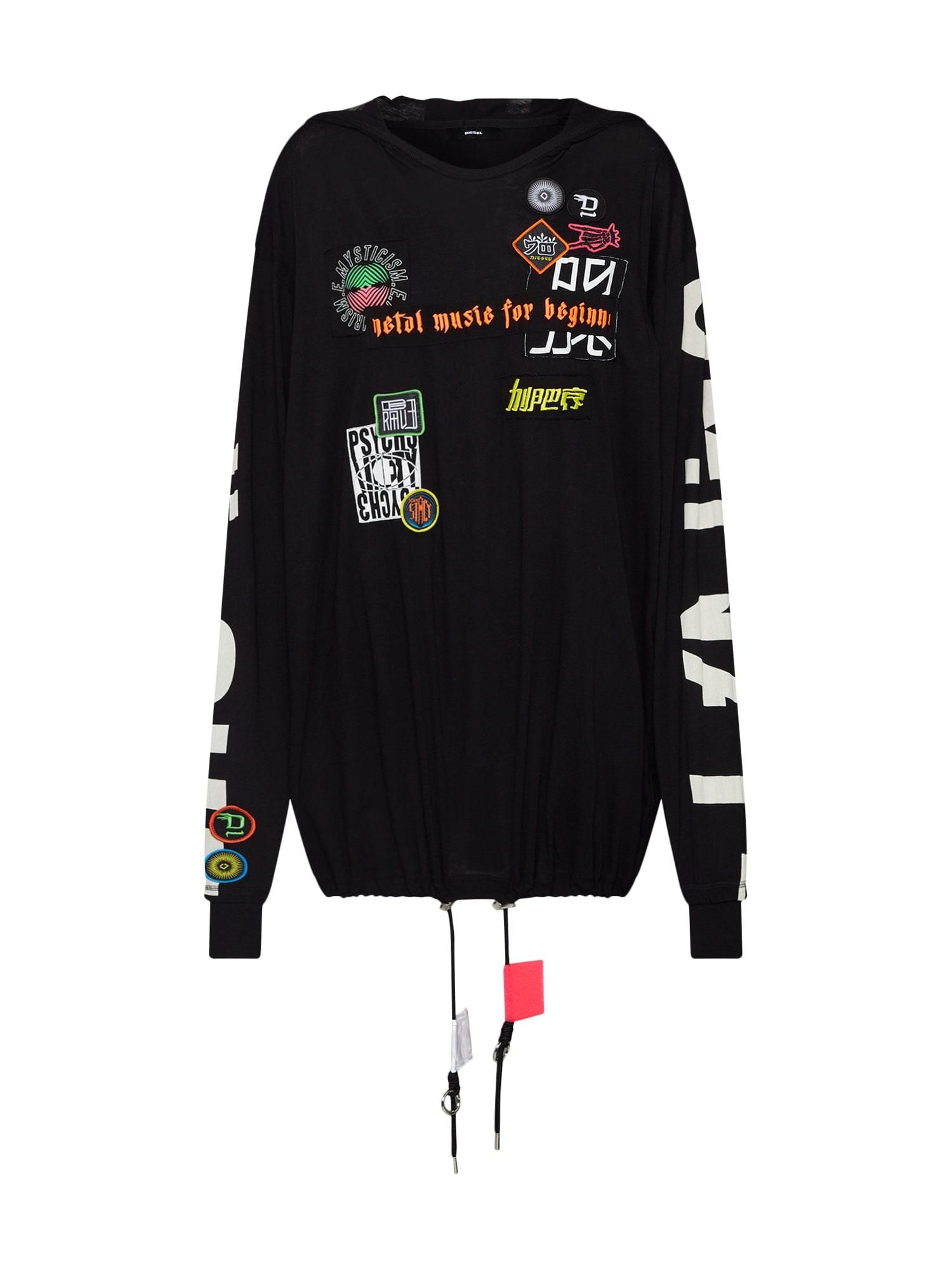 Tričko T-ESTEL černá DIESEL