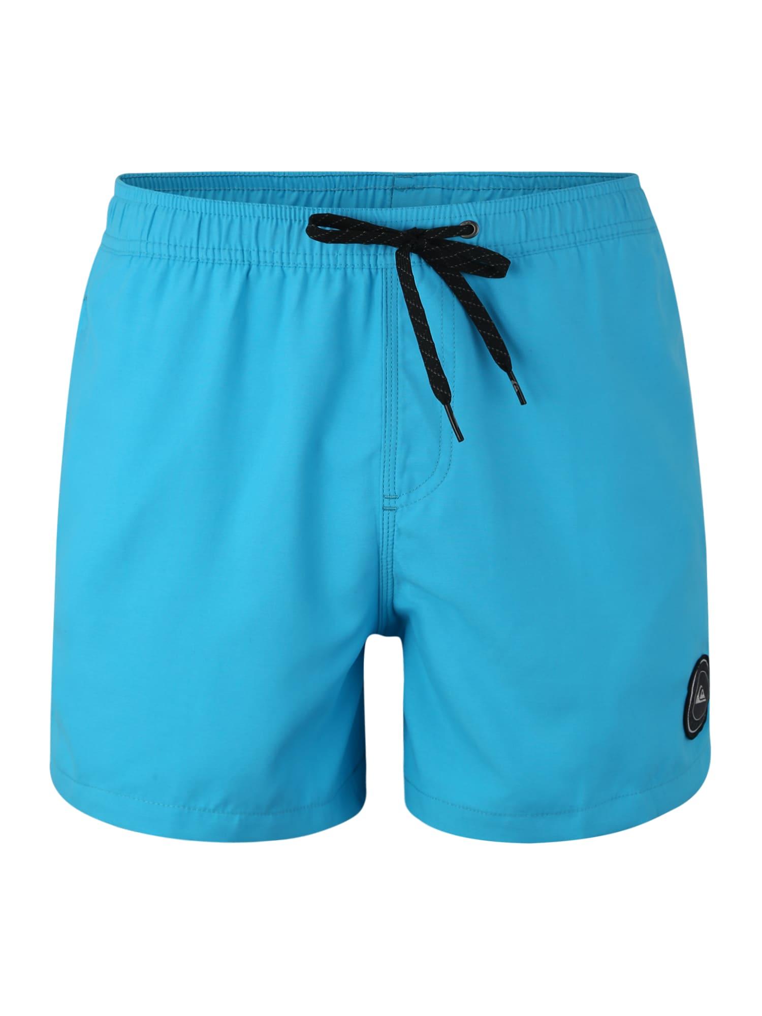 Plavecké šortky Everyday 15 Volley světlemodrá QUIKSILVER