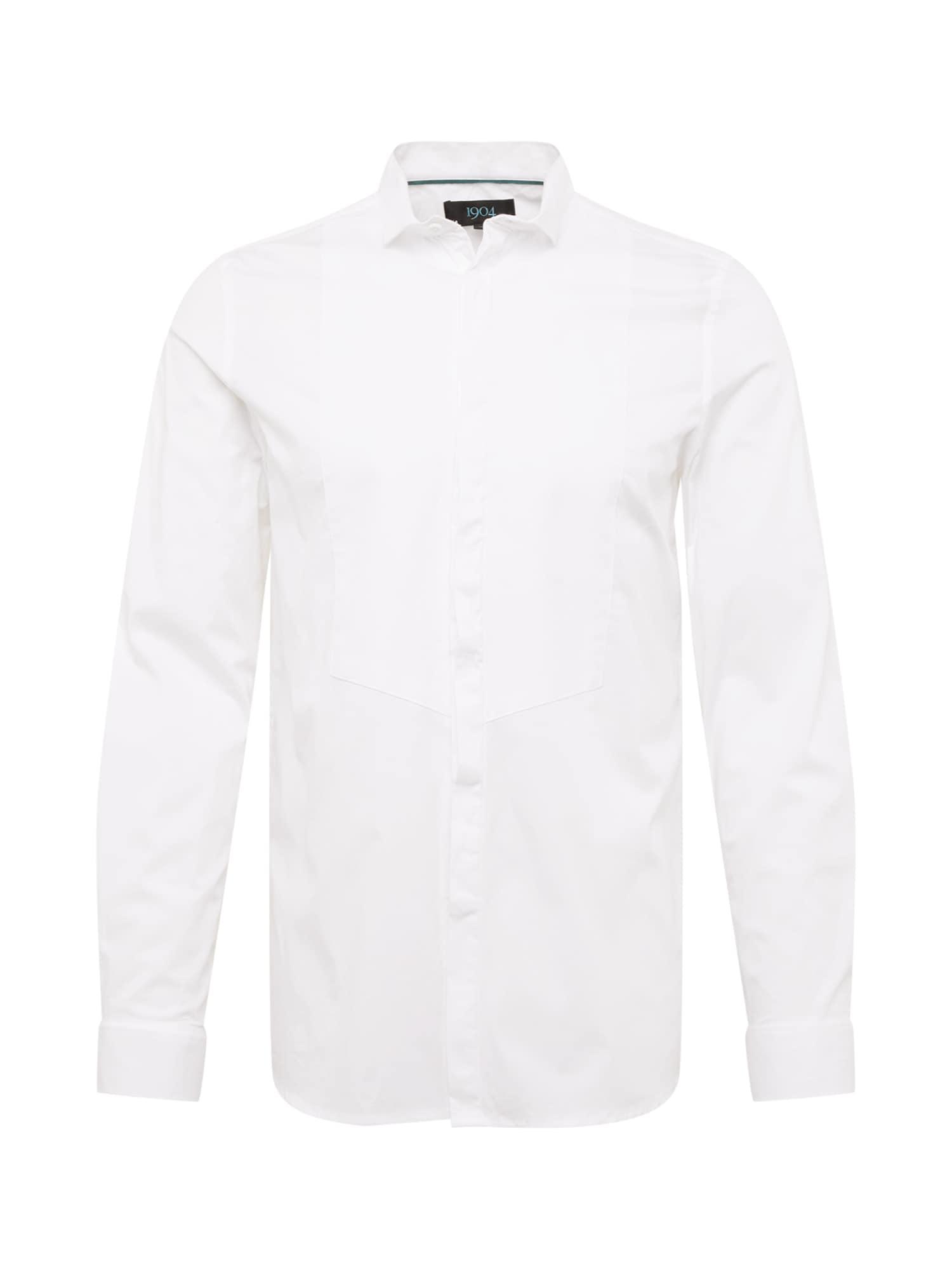 BURTON MENSWEAR LONDON Biznis košeľa  biela