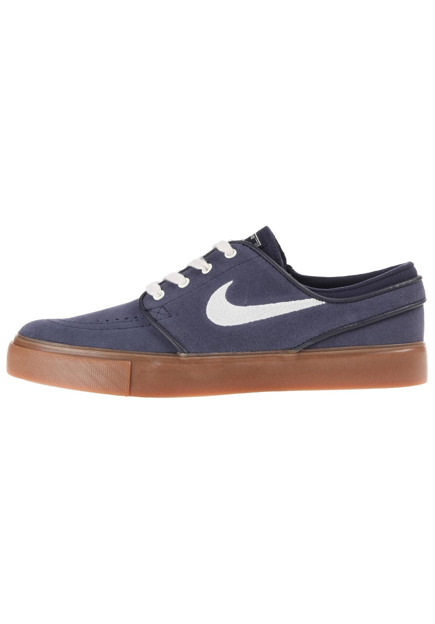 Nike SB, Heren Sportschoen 'Zoom Janoski', marine