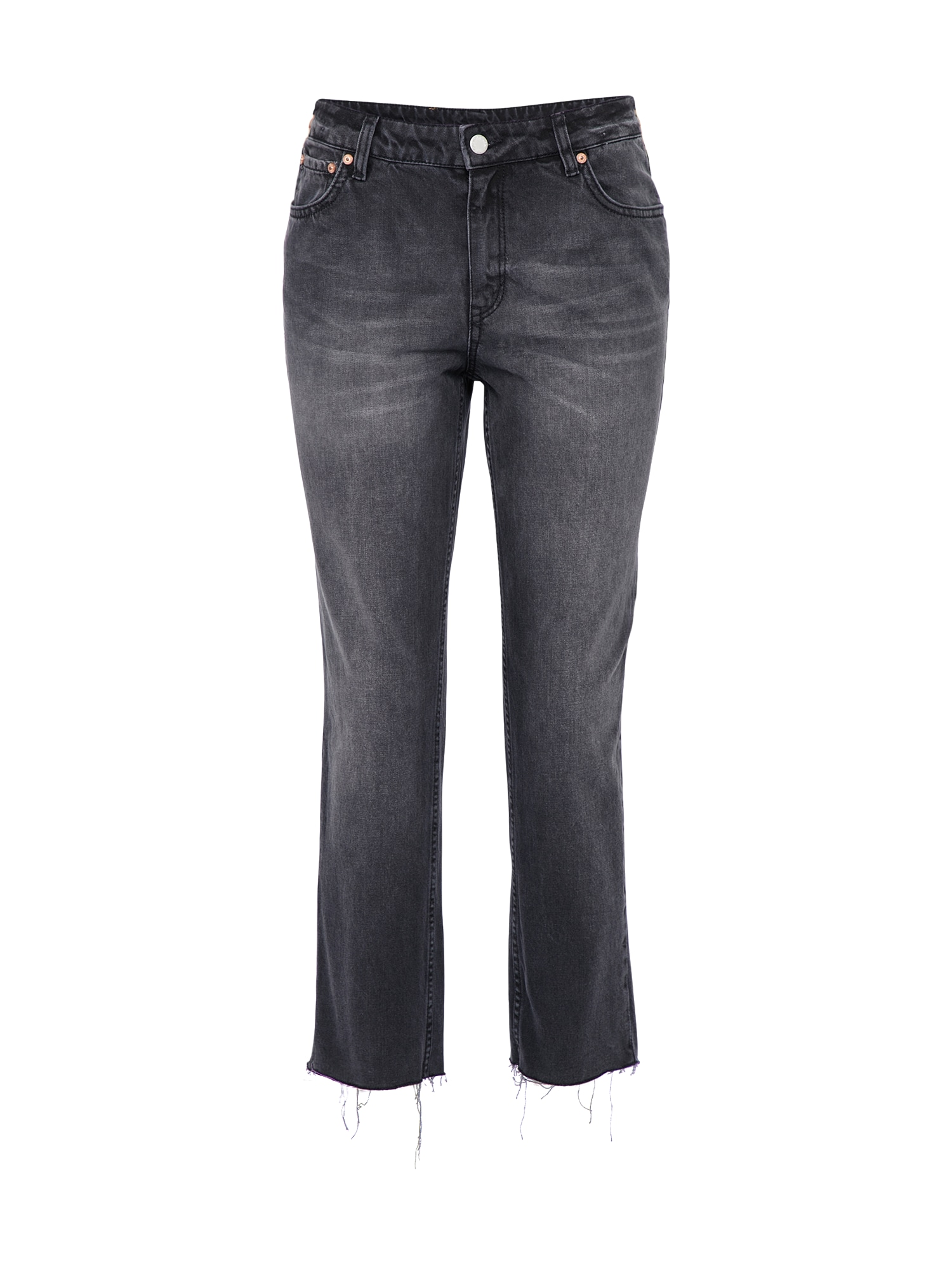 CHEAP MONDAY Dames Jeans Revive grey denim