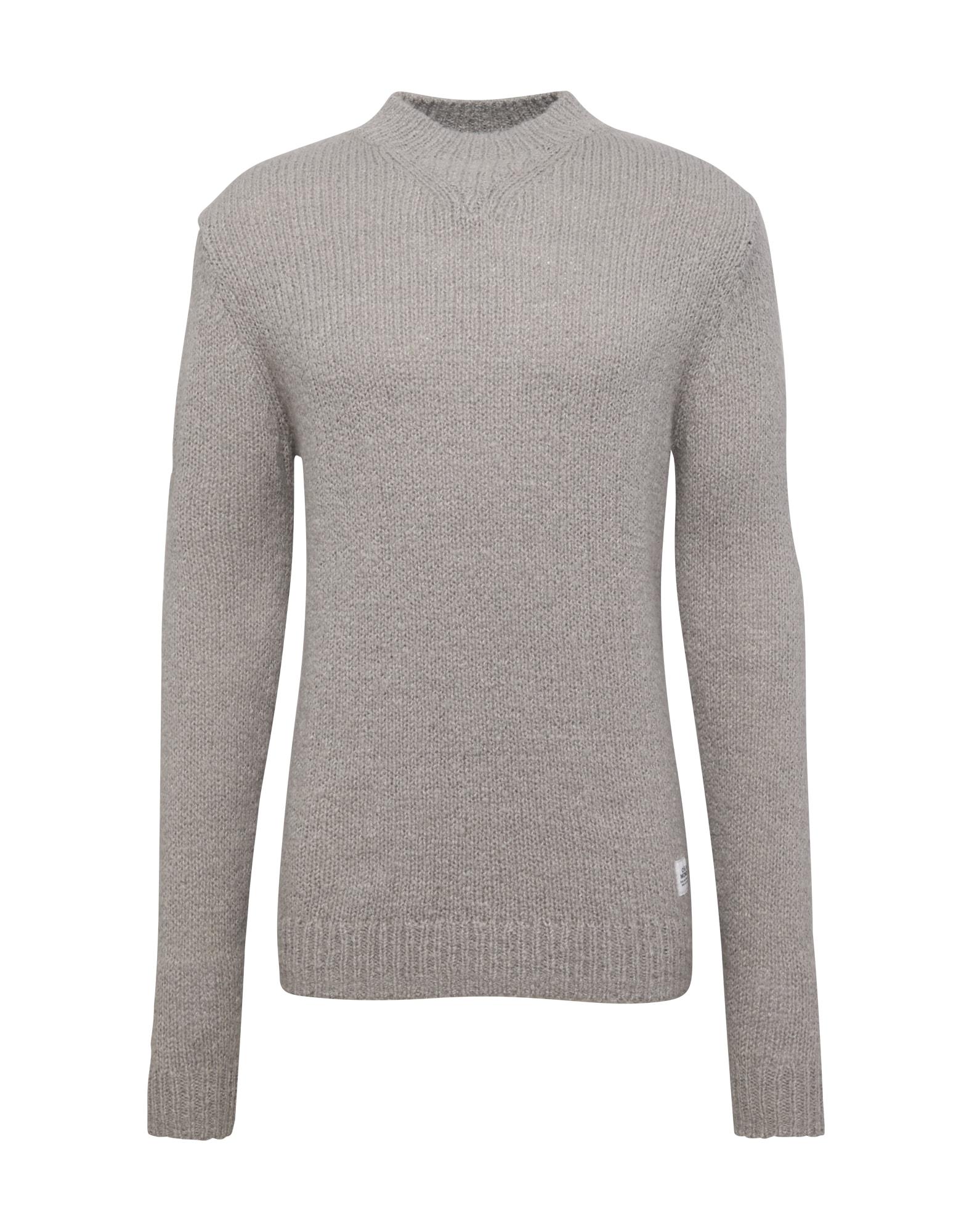 CHEAP MONDAY Heren Trui Challenge knit grijs