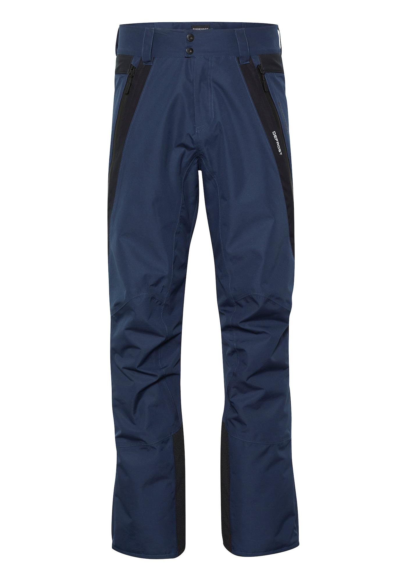 CHIEMSEE Outdoorové kalhoty 'SNOWMASS'  tmavě modrá