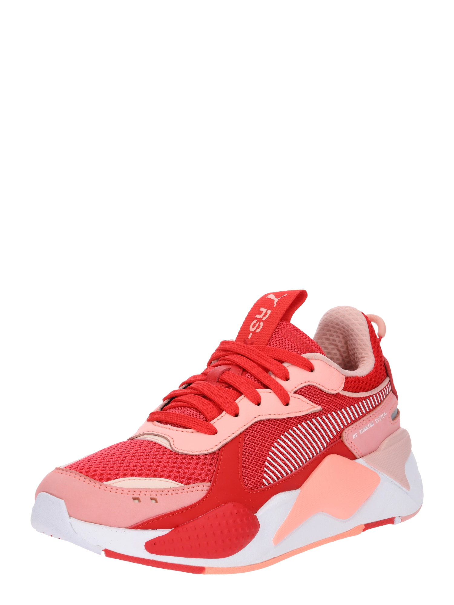 PUMA, Dames Sneakers laag 'RS-X TOYS', perzik / rood