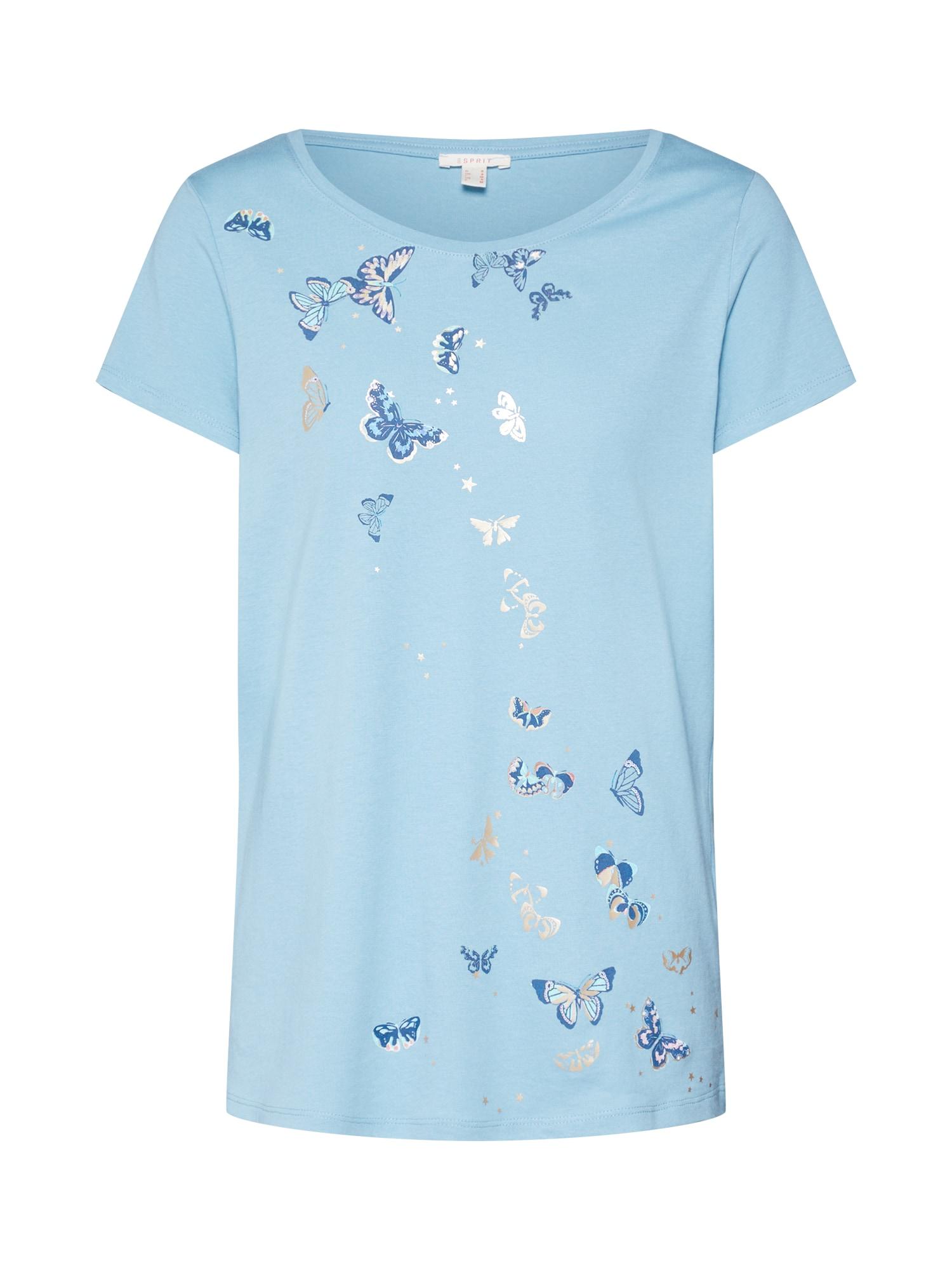 Tričko WHS AW Style světlemodrá ESPRIT