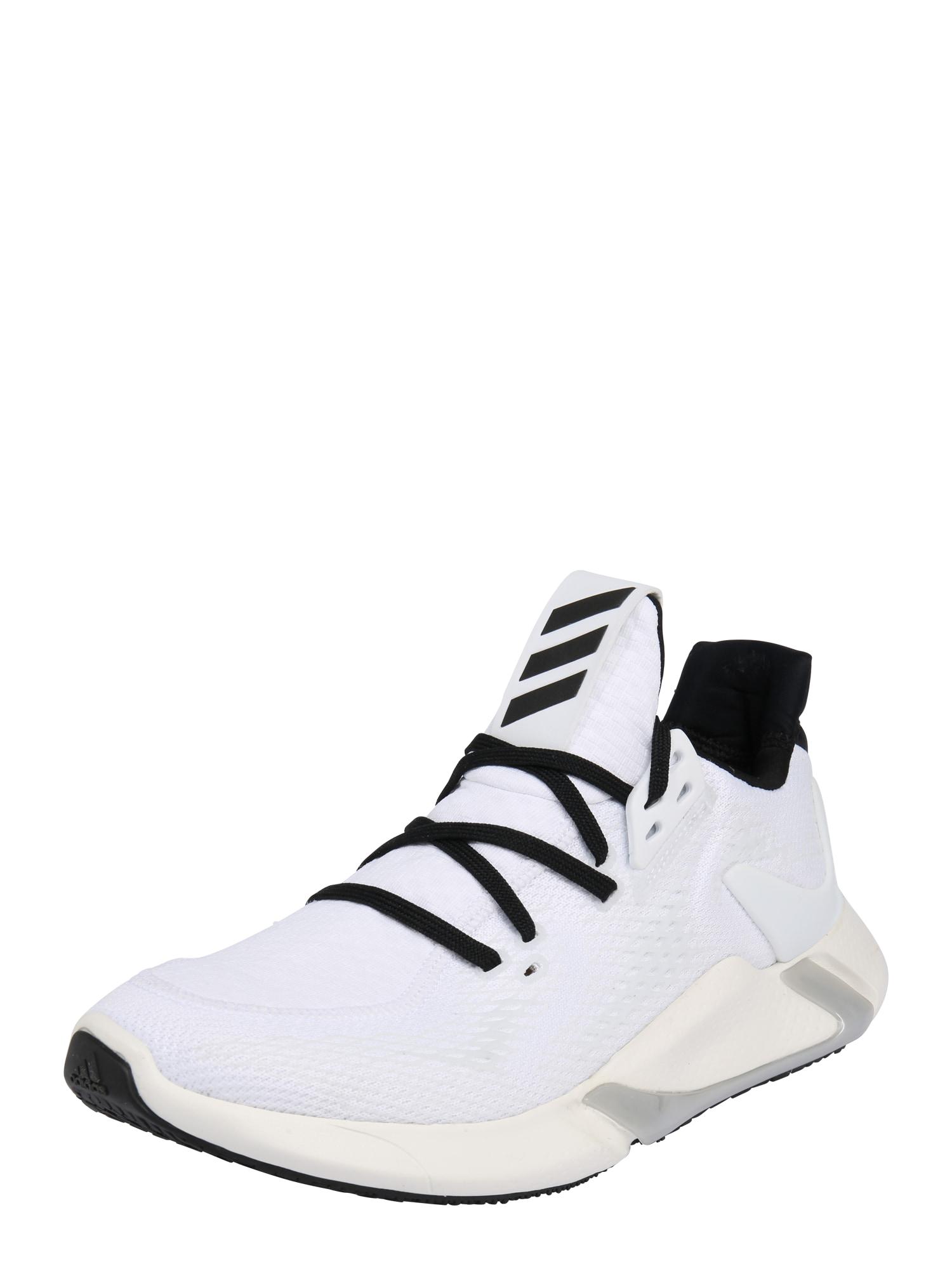 ADIDAS PERFORMANCE Běžecká obuv 'edge xt'  černá / bílá