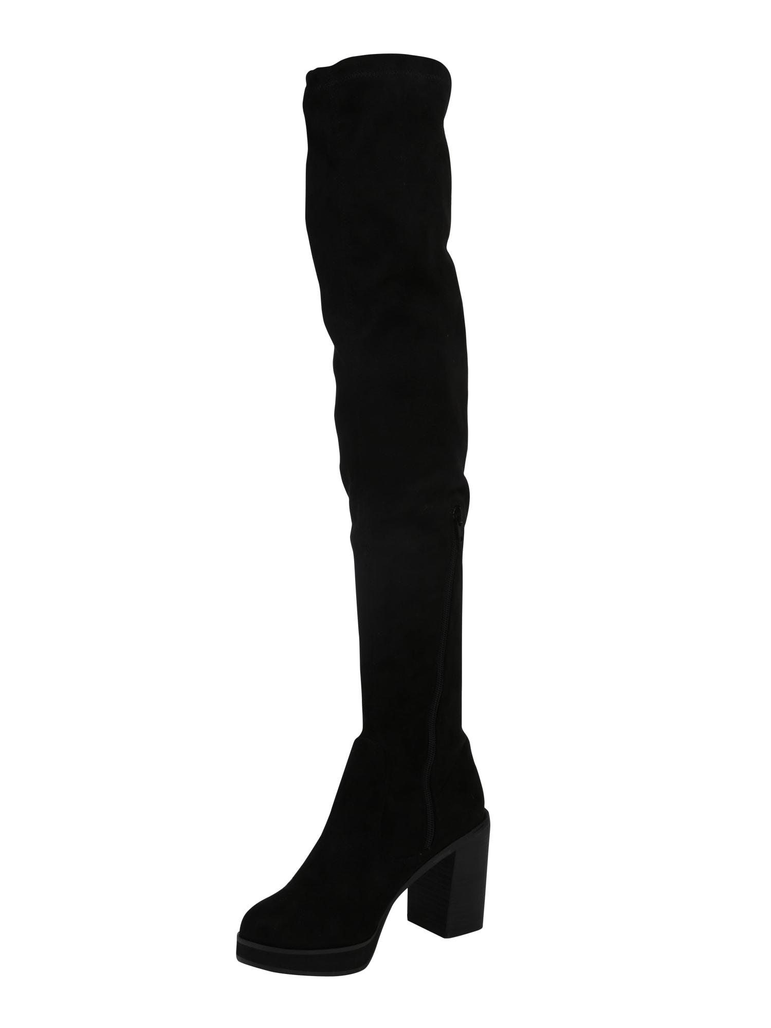 Overknee laarzen 'ZLB2504'