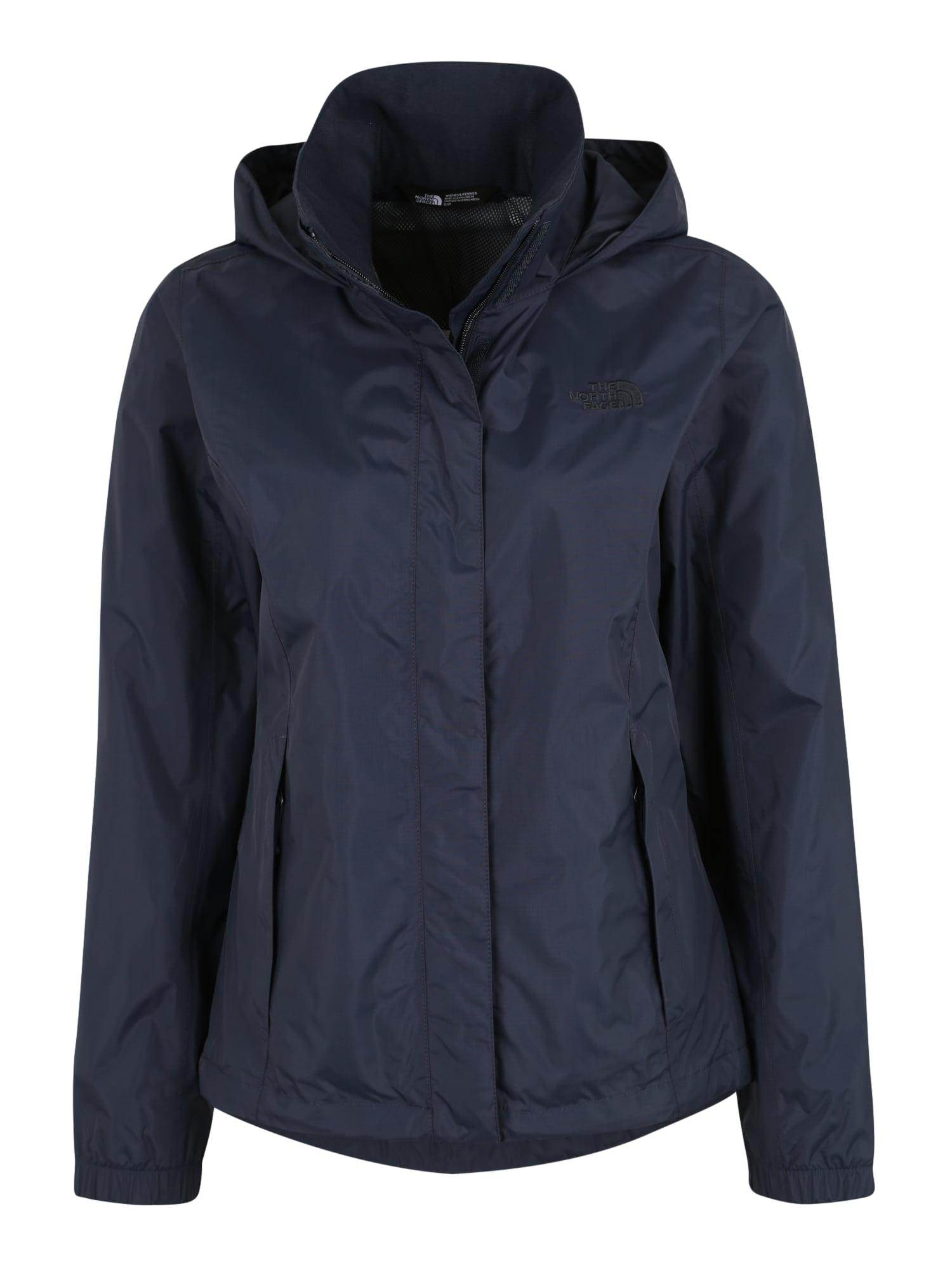 Outdoorová bunda Resolve námořnická modř THE NORTH FACE