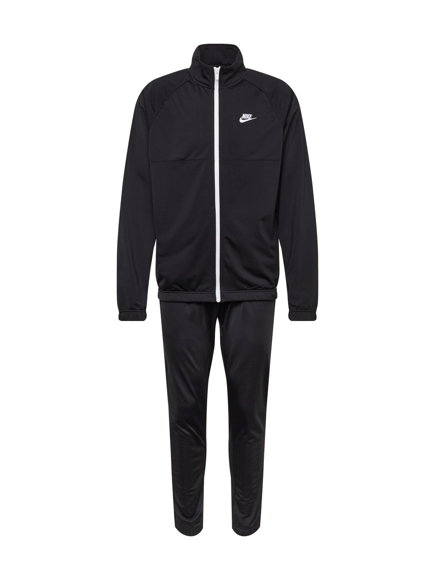 Domácí oblečení černá bílá Nike Sportswear