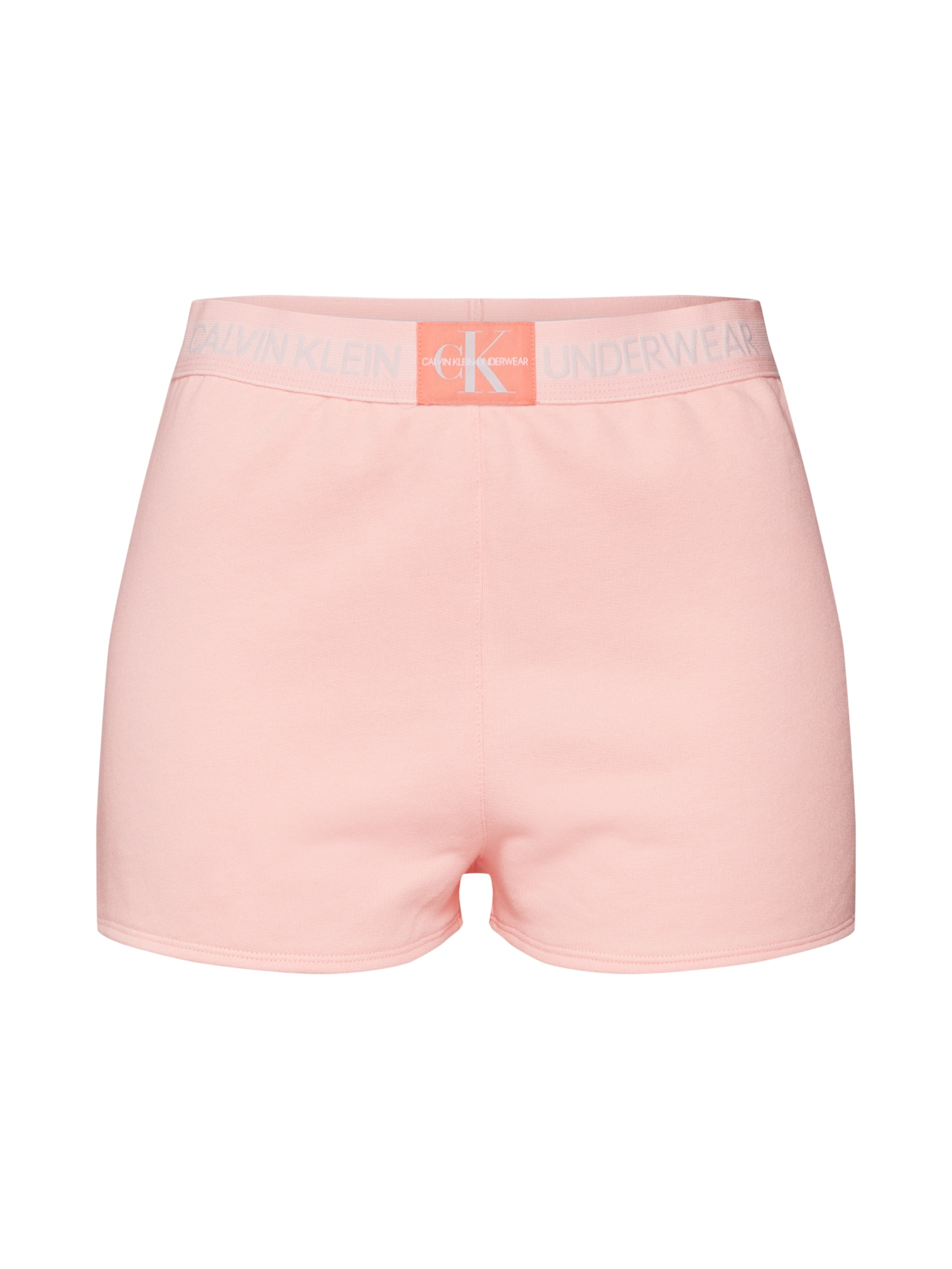 Pyžamové kalhoty broskvová Calvin Klein Underwear