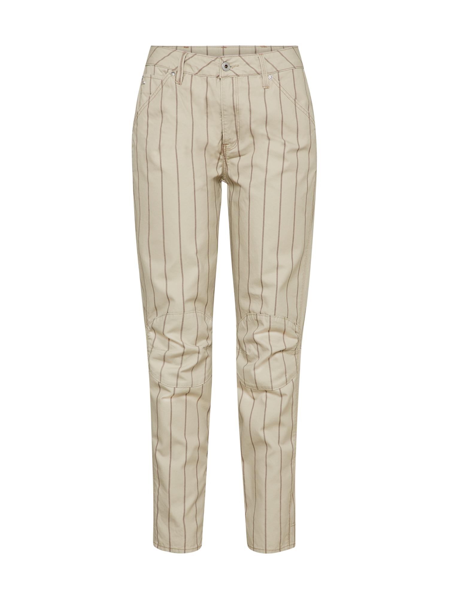 G-STAR RAW Dames Jeans 5622 3D beige