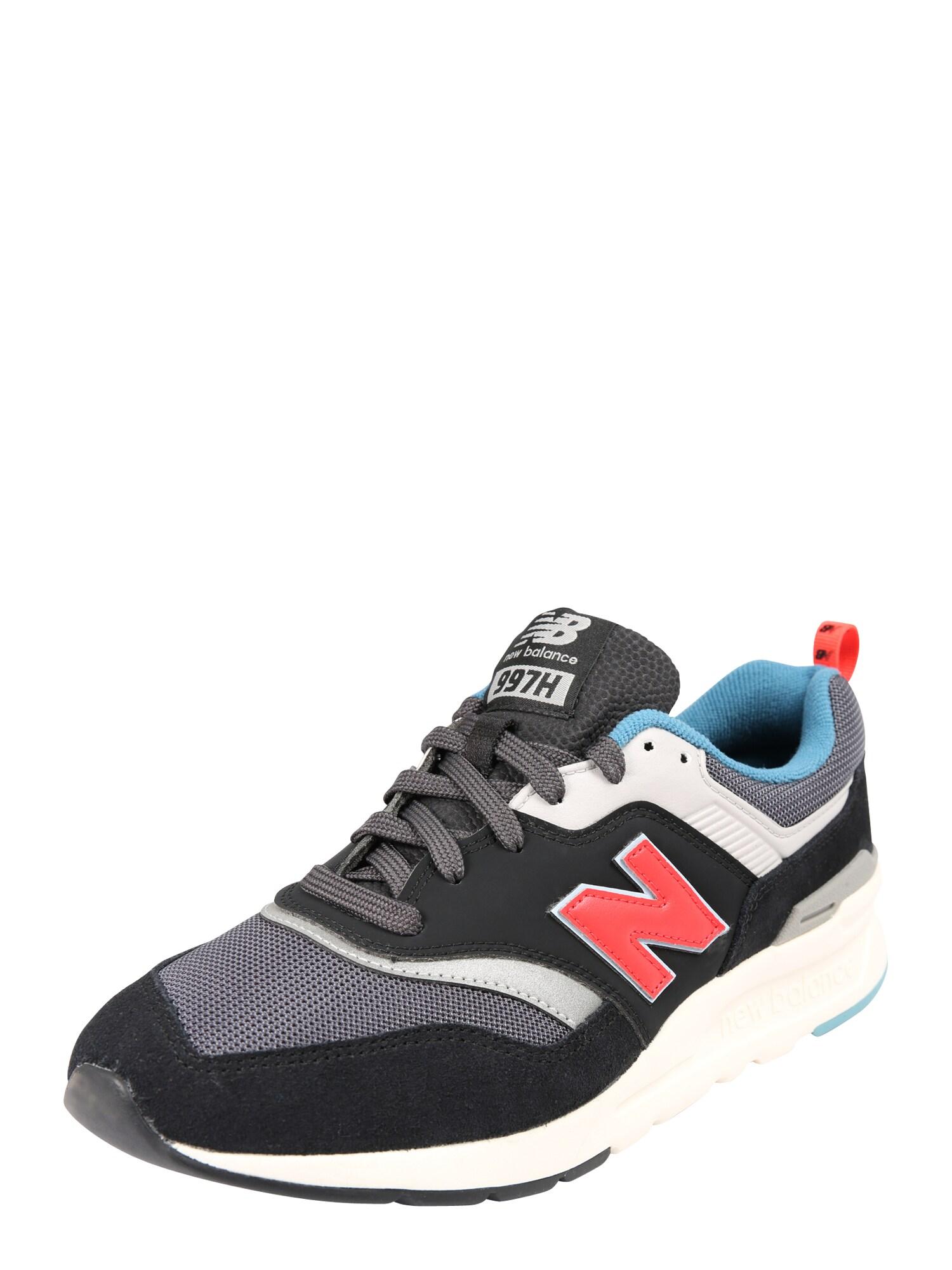 Sneaker 'CM997 D' | Schuhe > Sneaker > Sneaker low | Grau - Schwarz - Weiß | New Balance