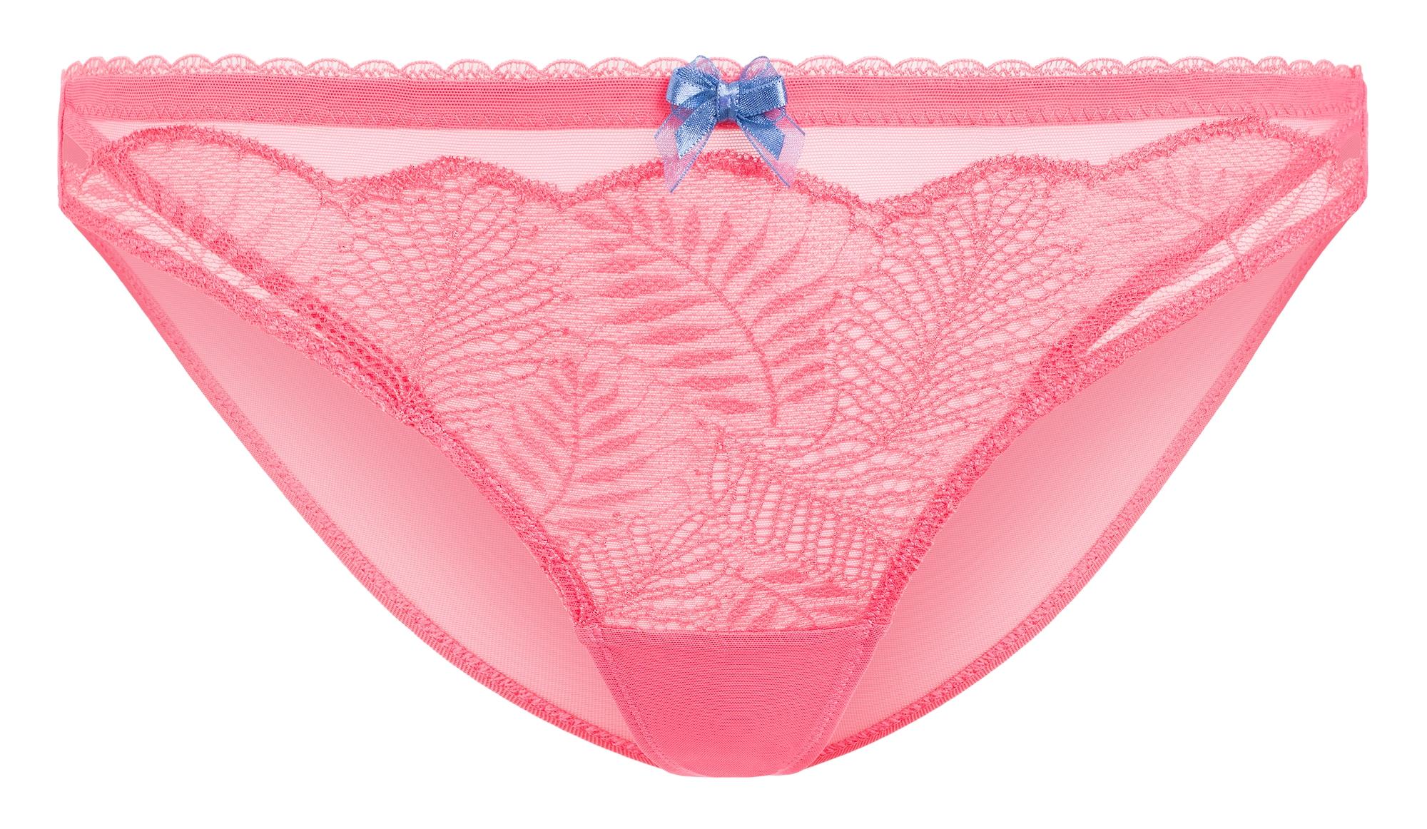 Kalhotky FLAMINGO LEAVES Slip pink PALMERS