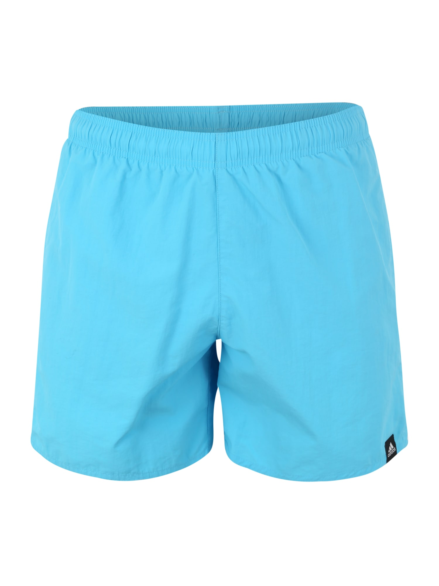 Sportovní plavky SOLID SH SL aqua modrá ADIDAS PERFORMANCE