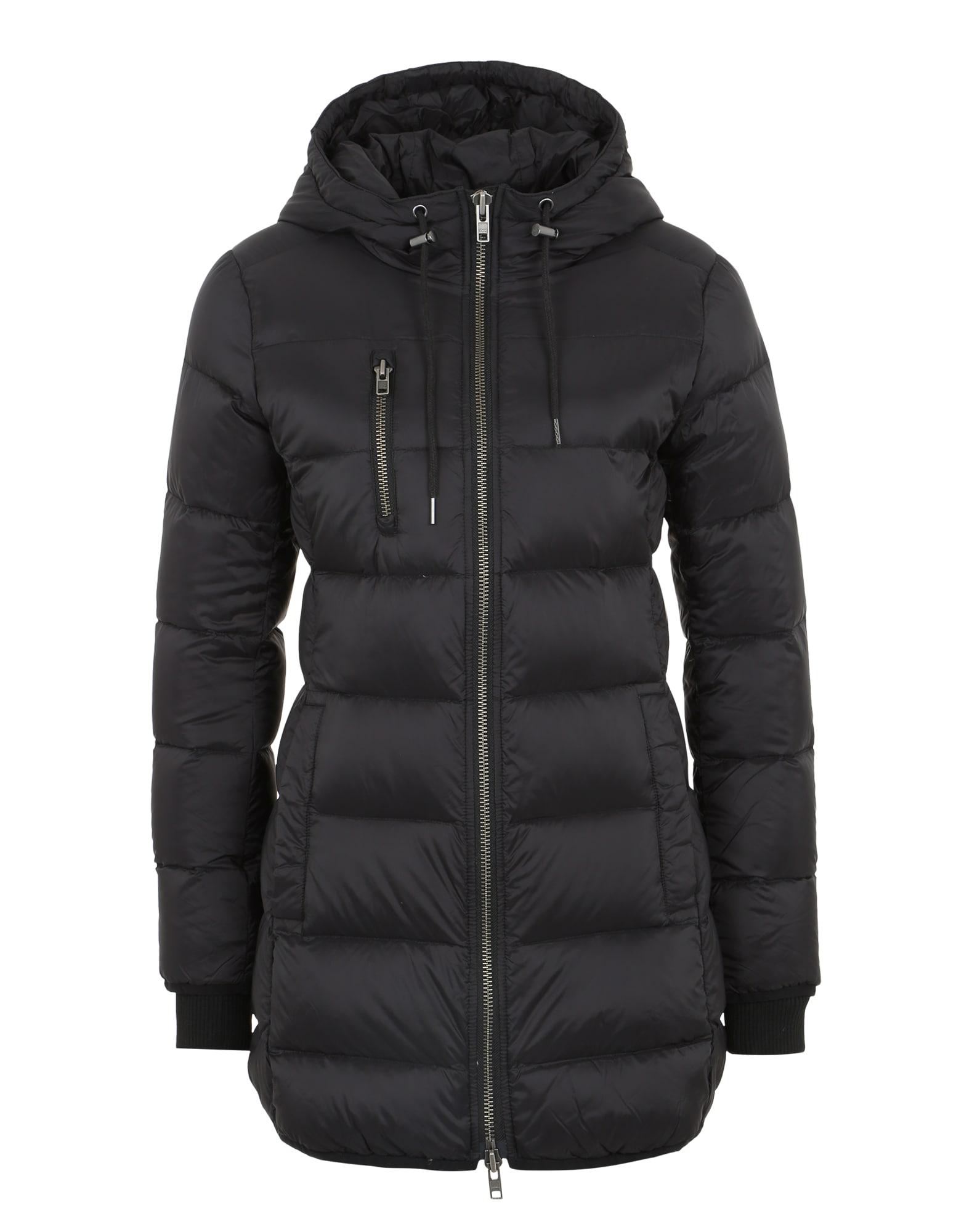 Zimní kabát Patience černá Mbym