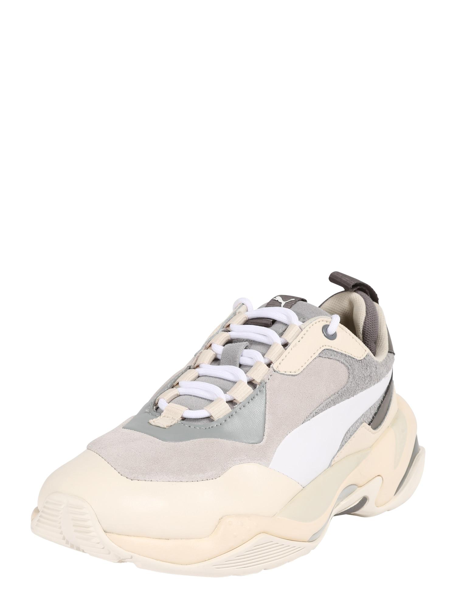 Tenisky Thunder Colour Block šedá bílá PUMA