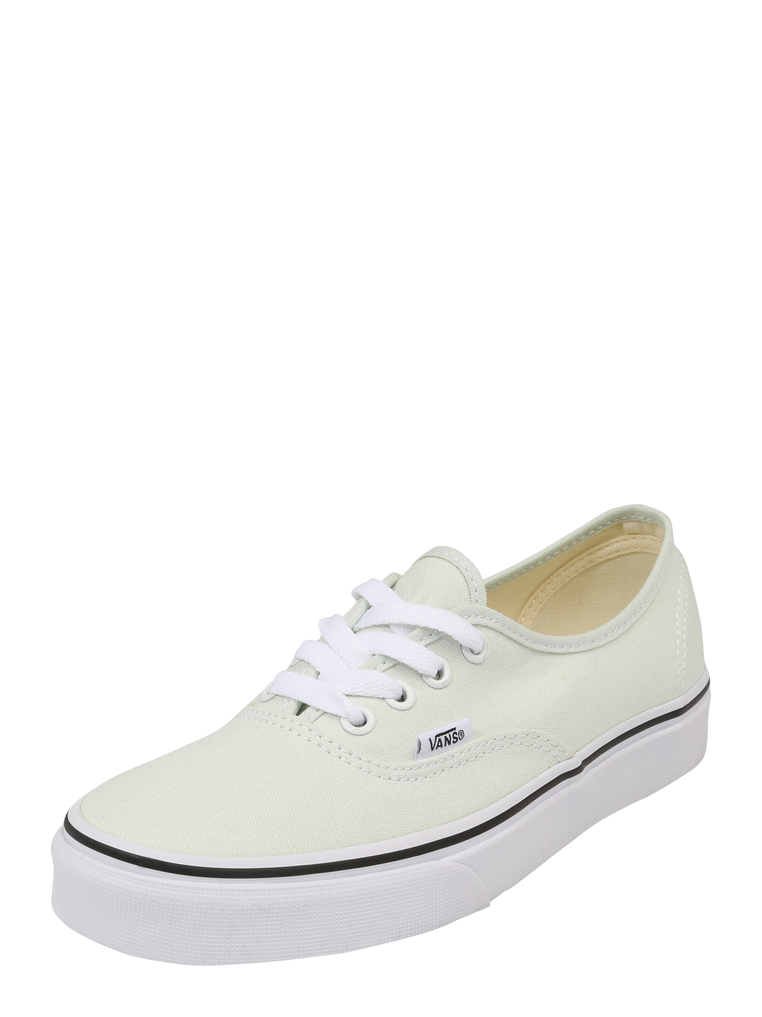 VANS, Dames Sneakers laag 'Authentic', eierschaal