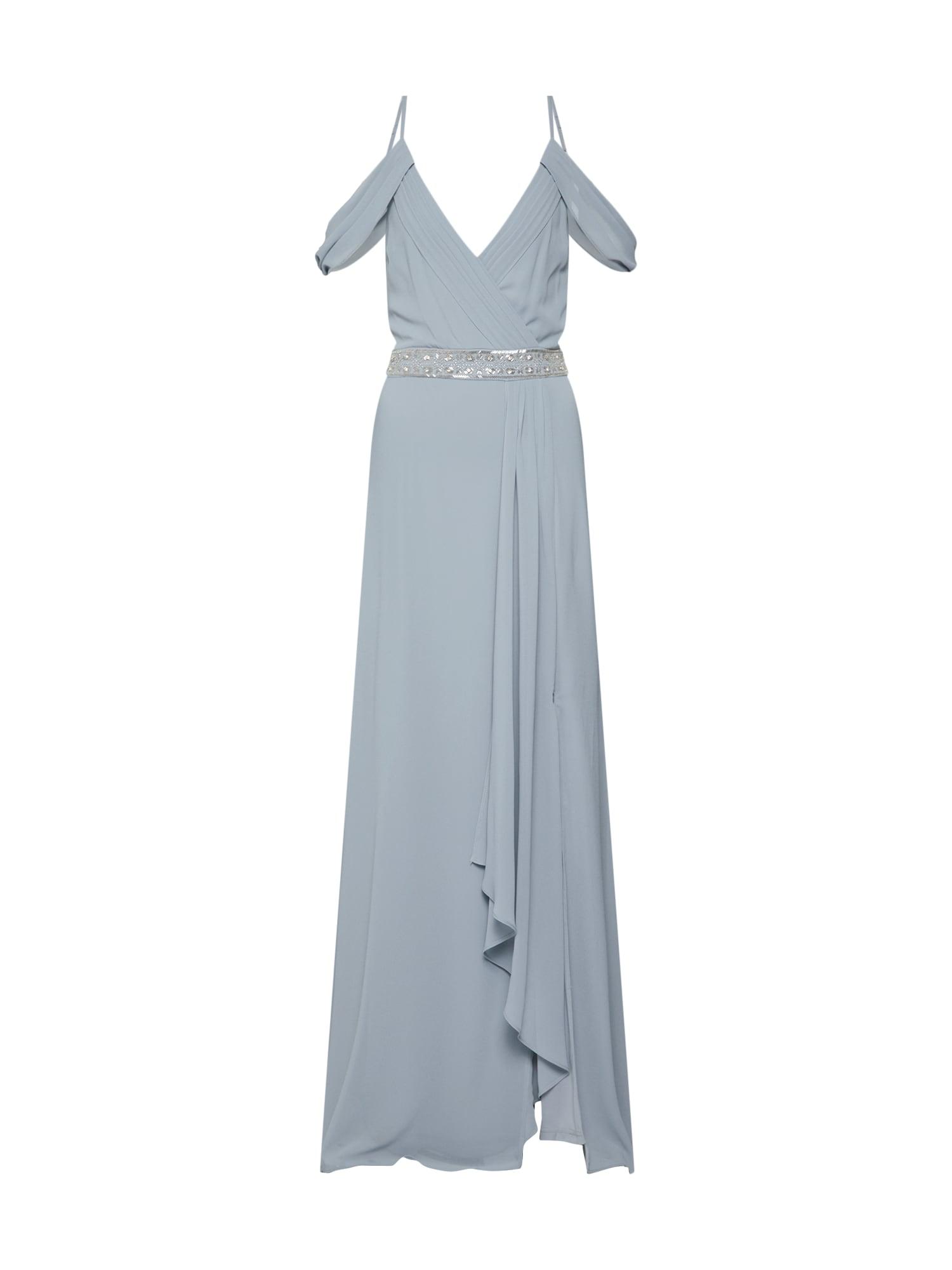 Společenské šaty Iulia Maxi opálová TFNC