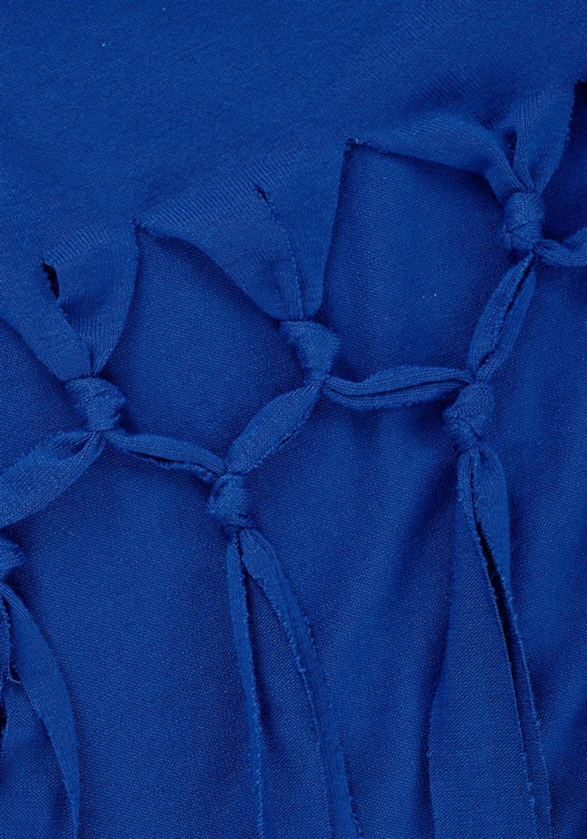 BEACH TIME Sukienka plażowa  niebieski