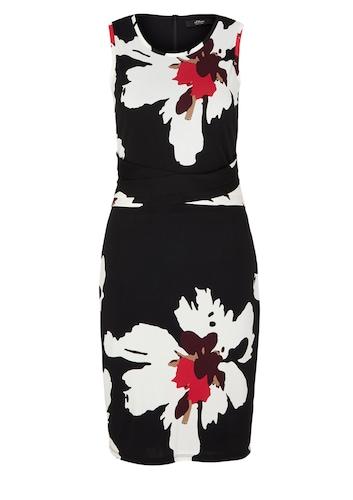 S.Oliver BLACK LABEL Jerseykleid mit drapiertem Gürtel Sale Angebote Lindenau