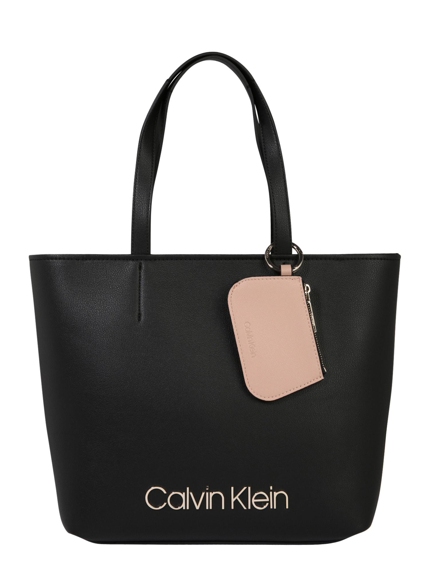 Nákupní taška černá Calvin Klein