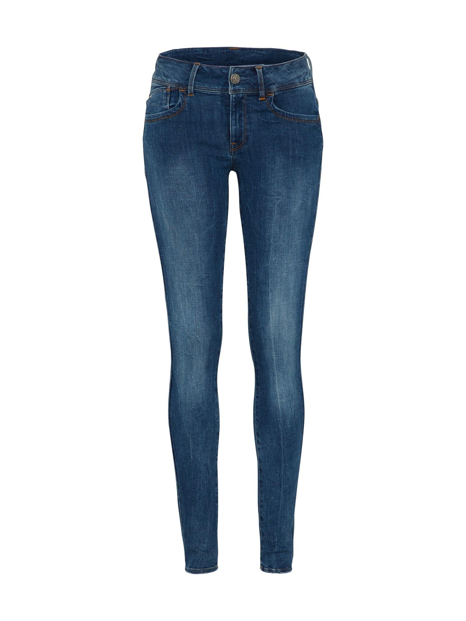 G-STAR RAW Dames Jeans Lynn blue denim