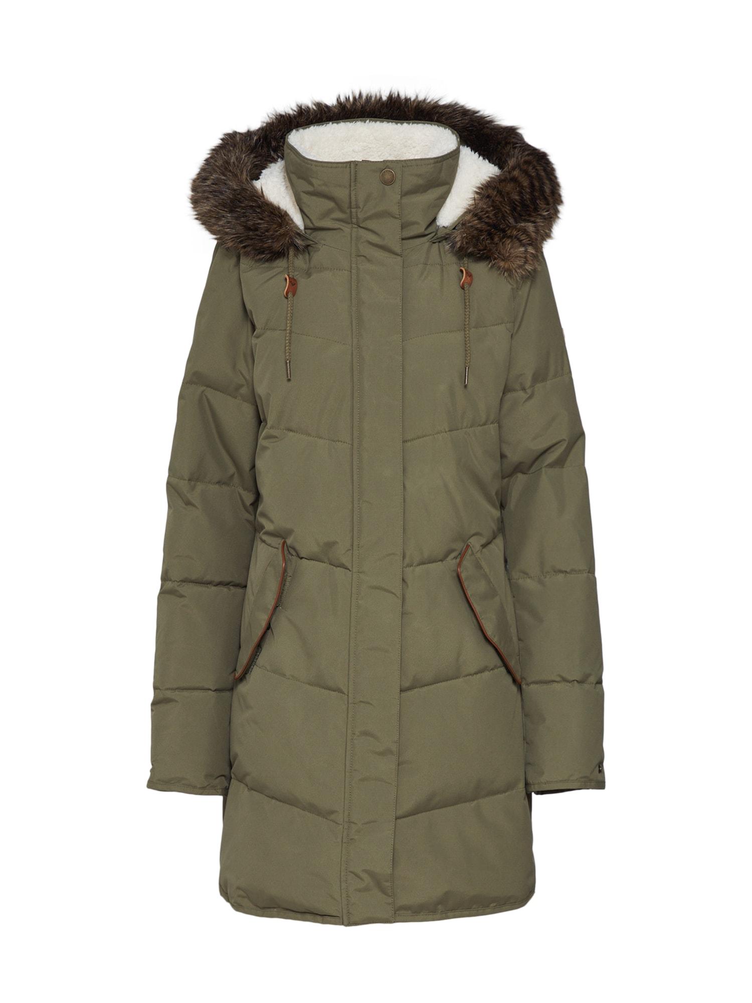ROXY Funkční kabát 'ELLIE JK'  khaki
