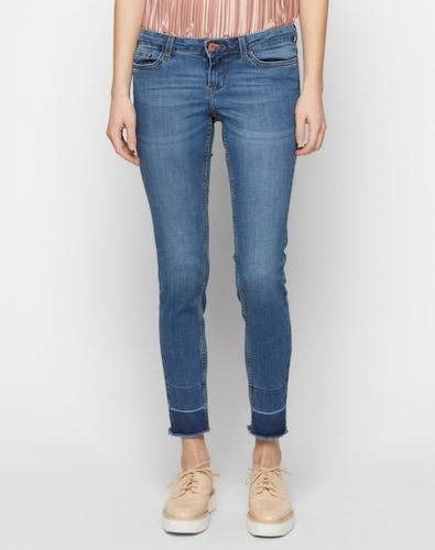 #Noisy #May #Damen #Slimfit #Jeans #´NMEVE´ #blau