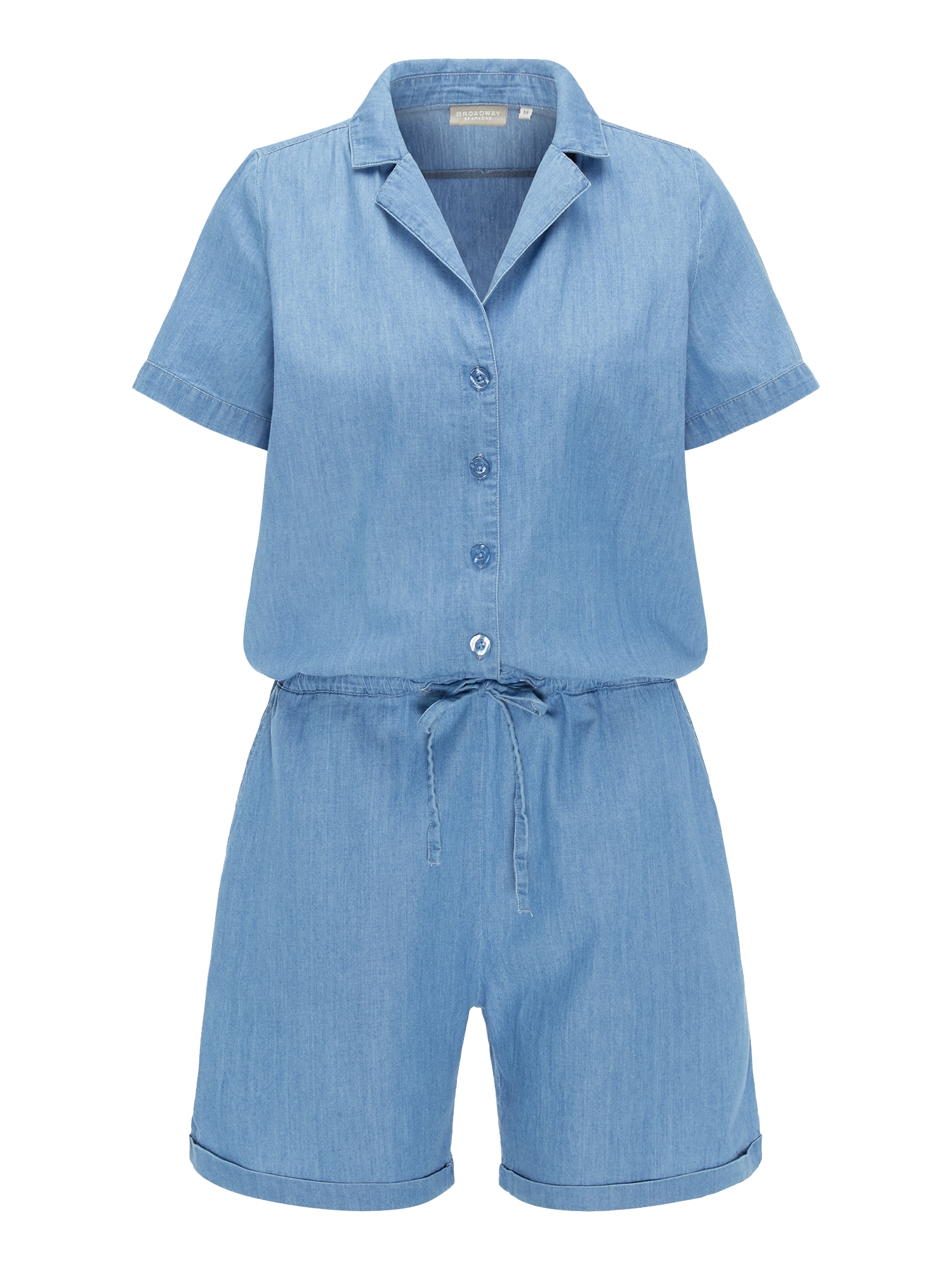 Overall 'PARCIA' | Bekleidung > Overalls | Hellblau | BROADWAY NYC FASHION
