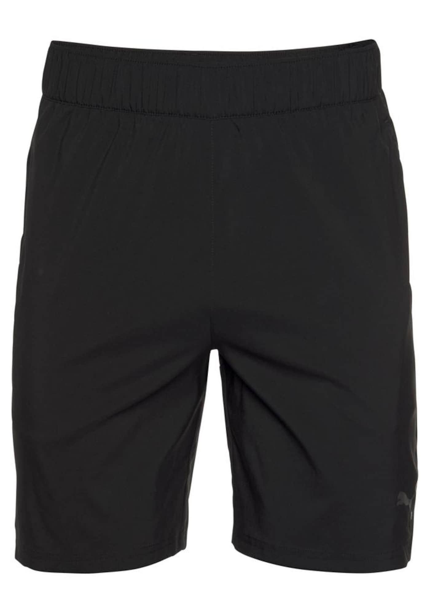 Sportshorts 'A.C.E. Woven Short' | Sportbekleidung > Sporthosen > Sportshorts | Schwarz | Puma