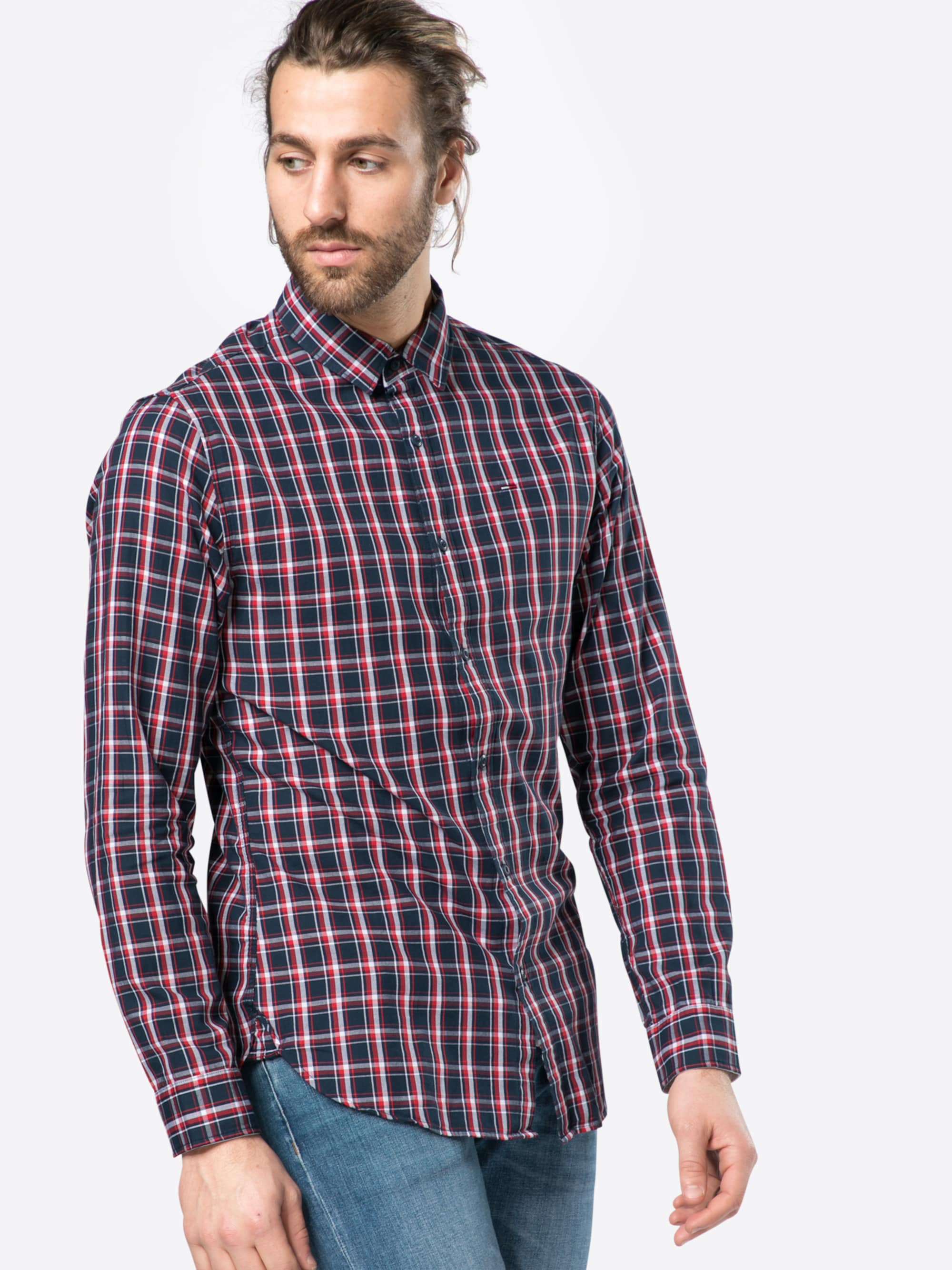 Overhemd 'TJM ESSENTIAL CHECK SHIRT'
