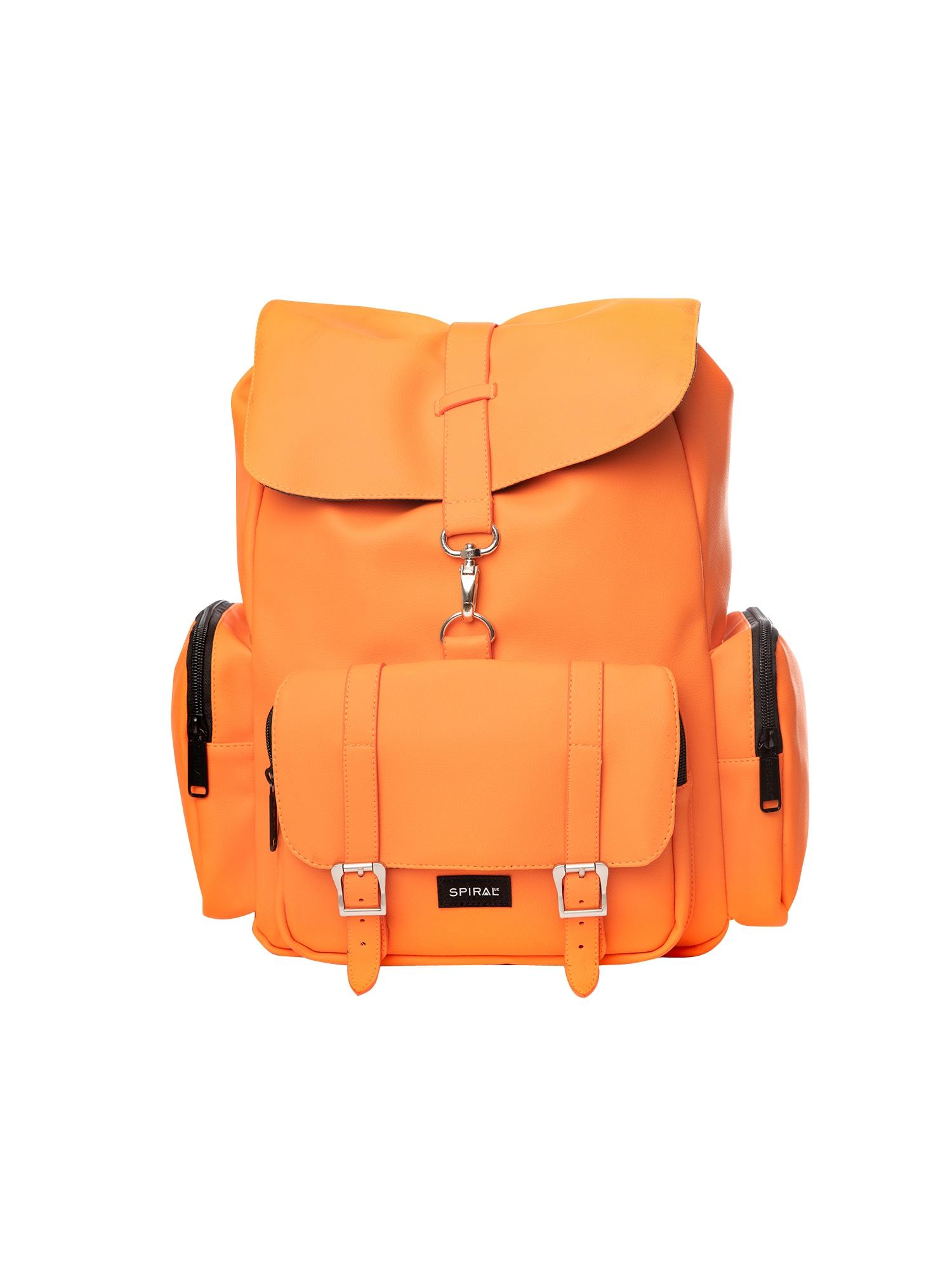 Batoh CHELSEA oranžová SPIRAL