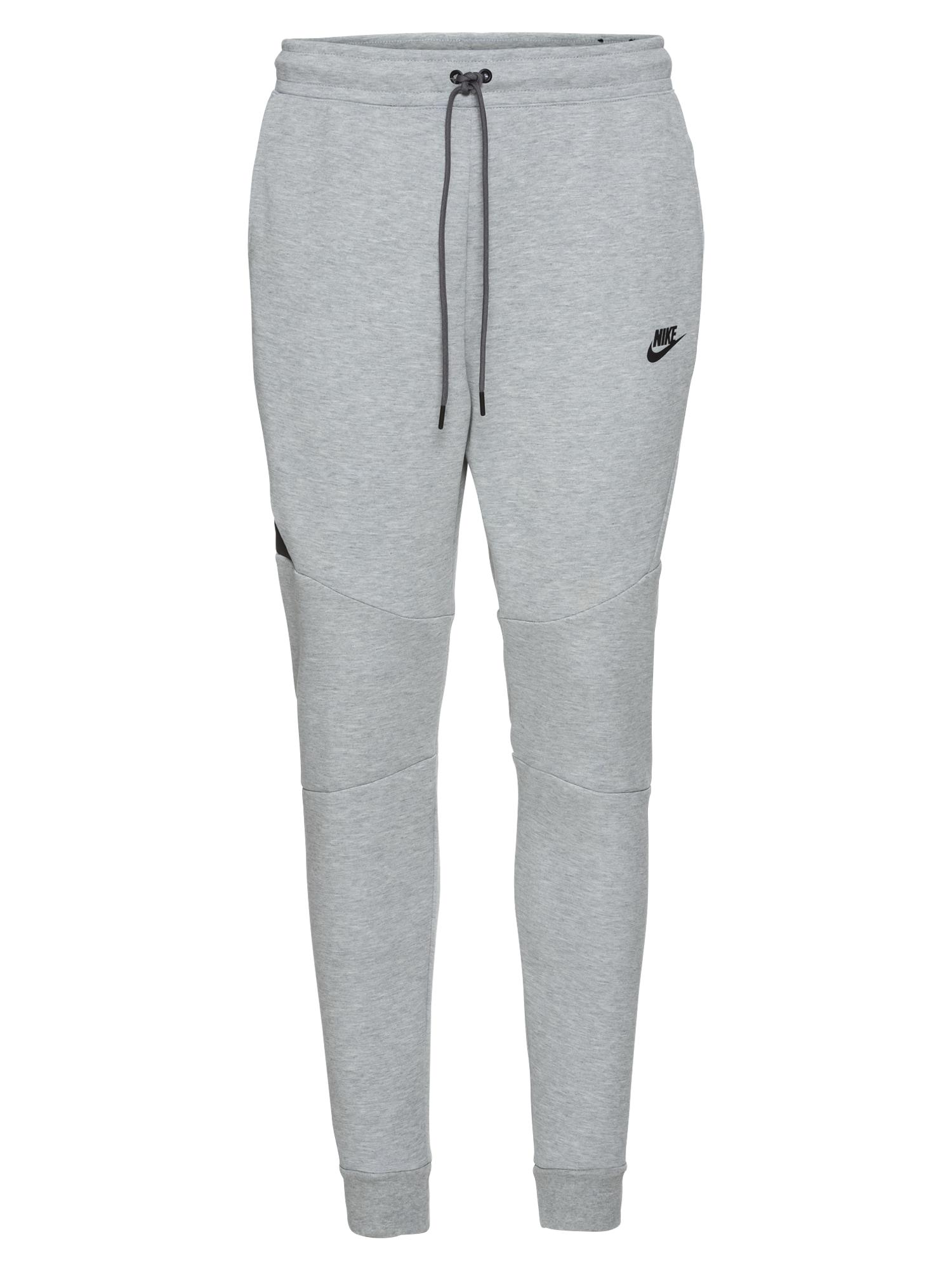 Nike Sportswear, Heren Broek 'M NSW TCH FLC JGGR', grijs