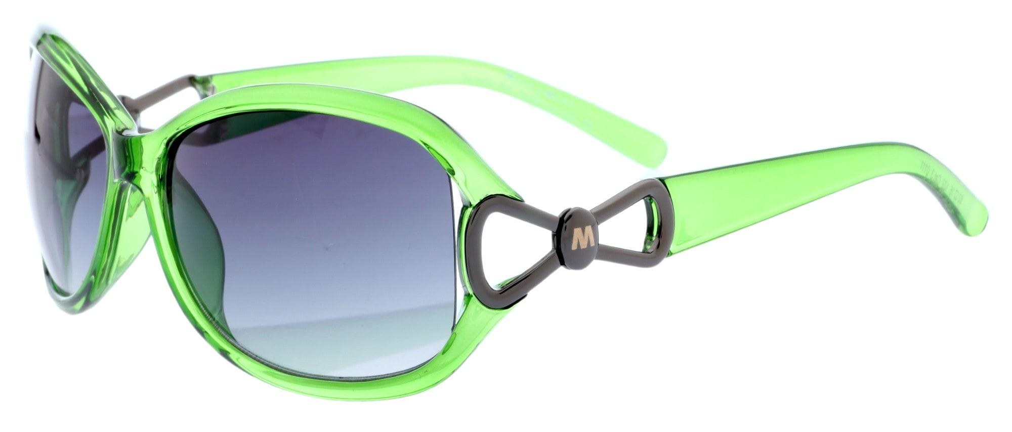 Sonnenbrille Grün Transparent ´54363-500´