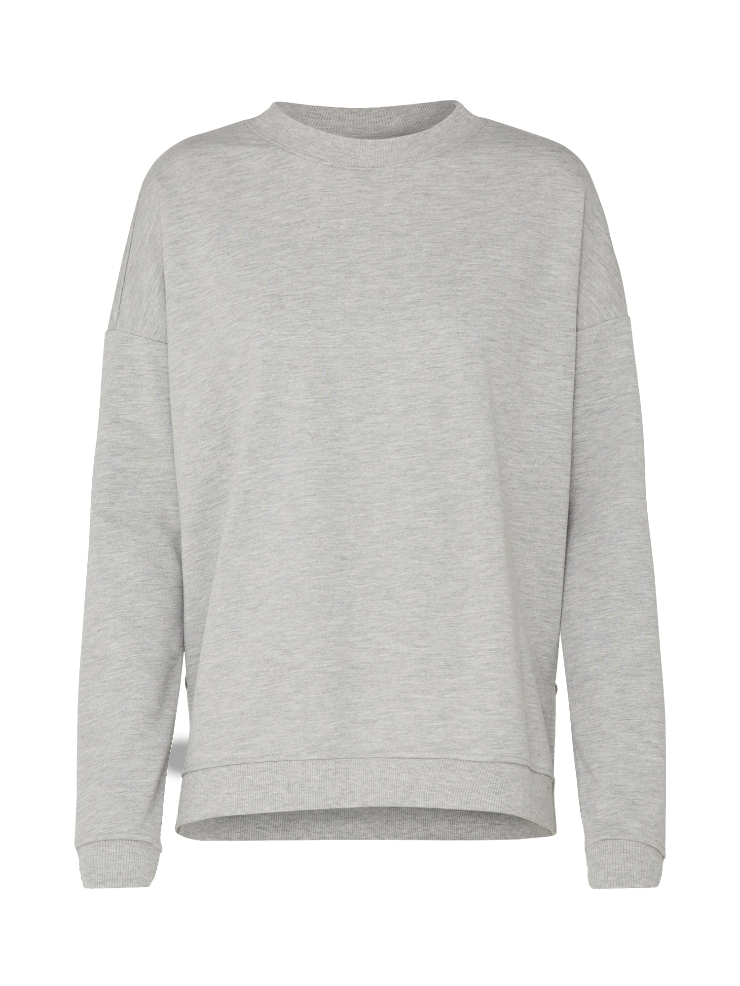 NOISY MAY Casual Sweatshirt Dames Grijs
