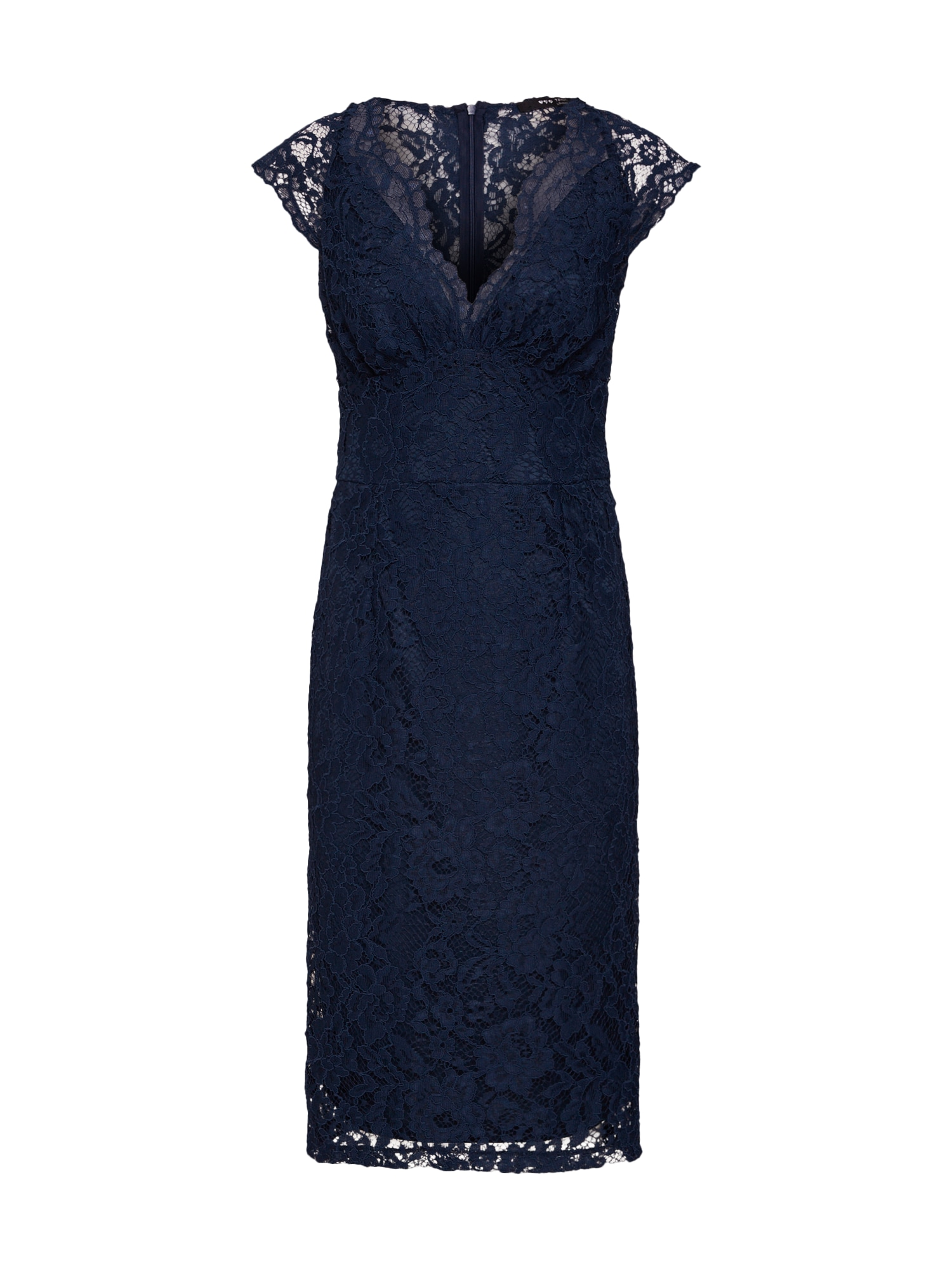 TFNC Sukienka koktajlowa 'JOELY'  kobalt niebieski