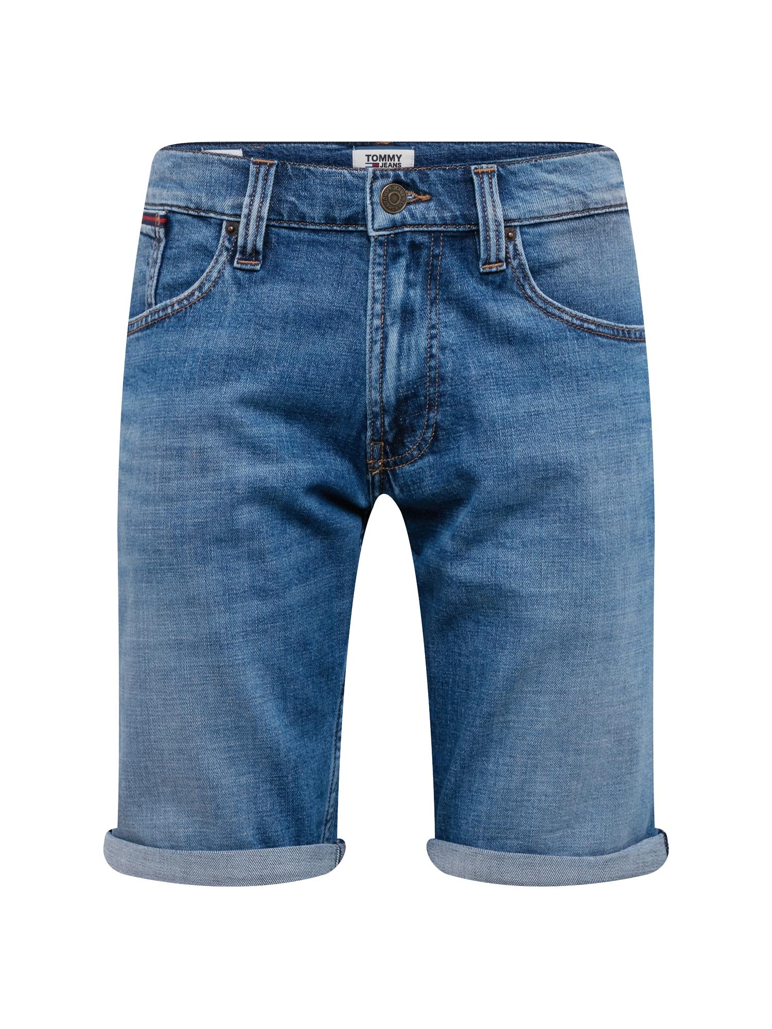Džíny RONNIE modrá džínovina Tommy Jeans