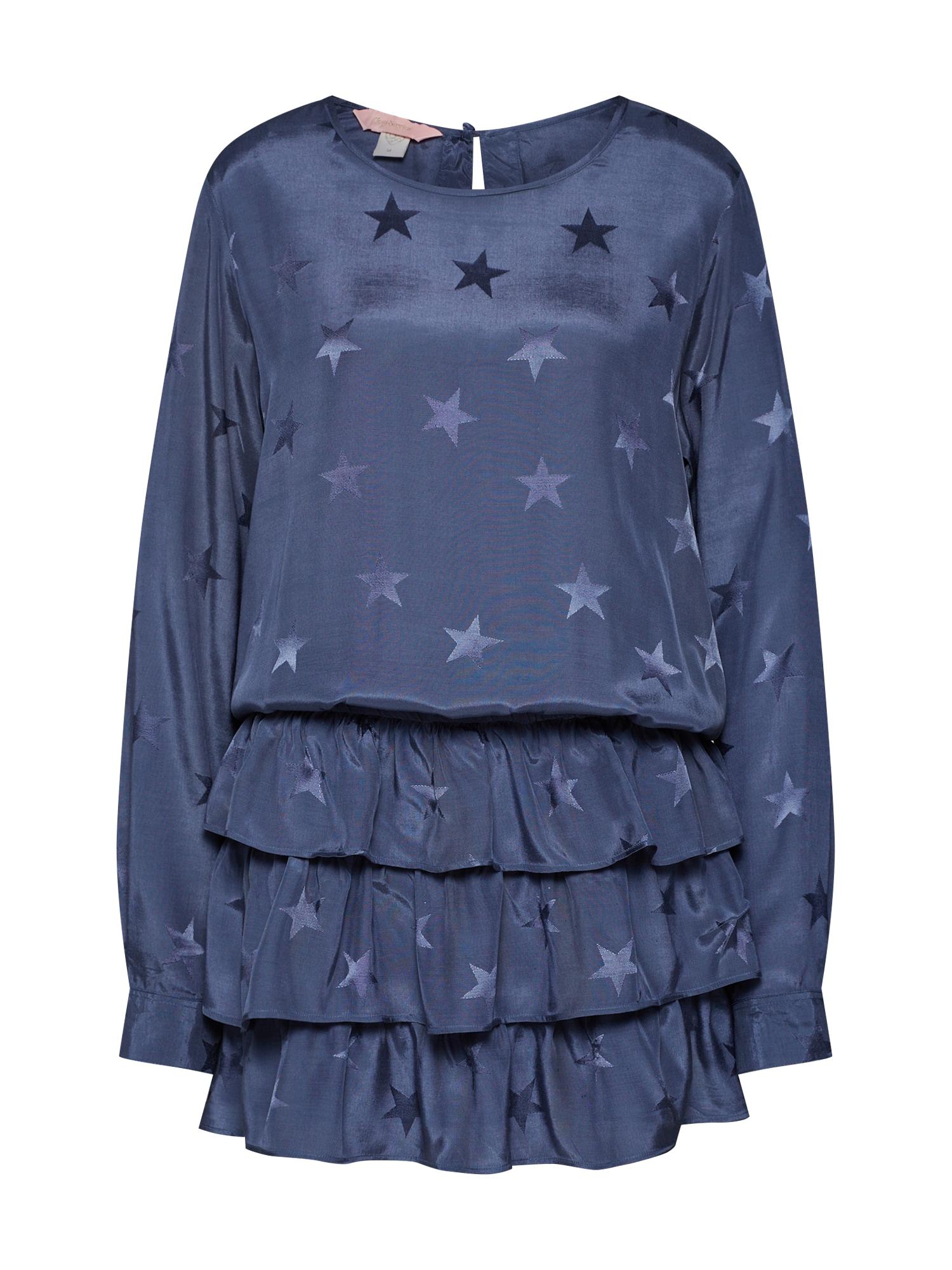 Šaty PATI námořnická modř Femi Stories