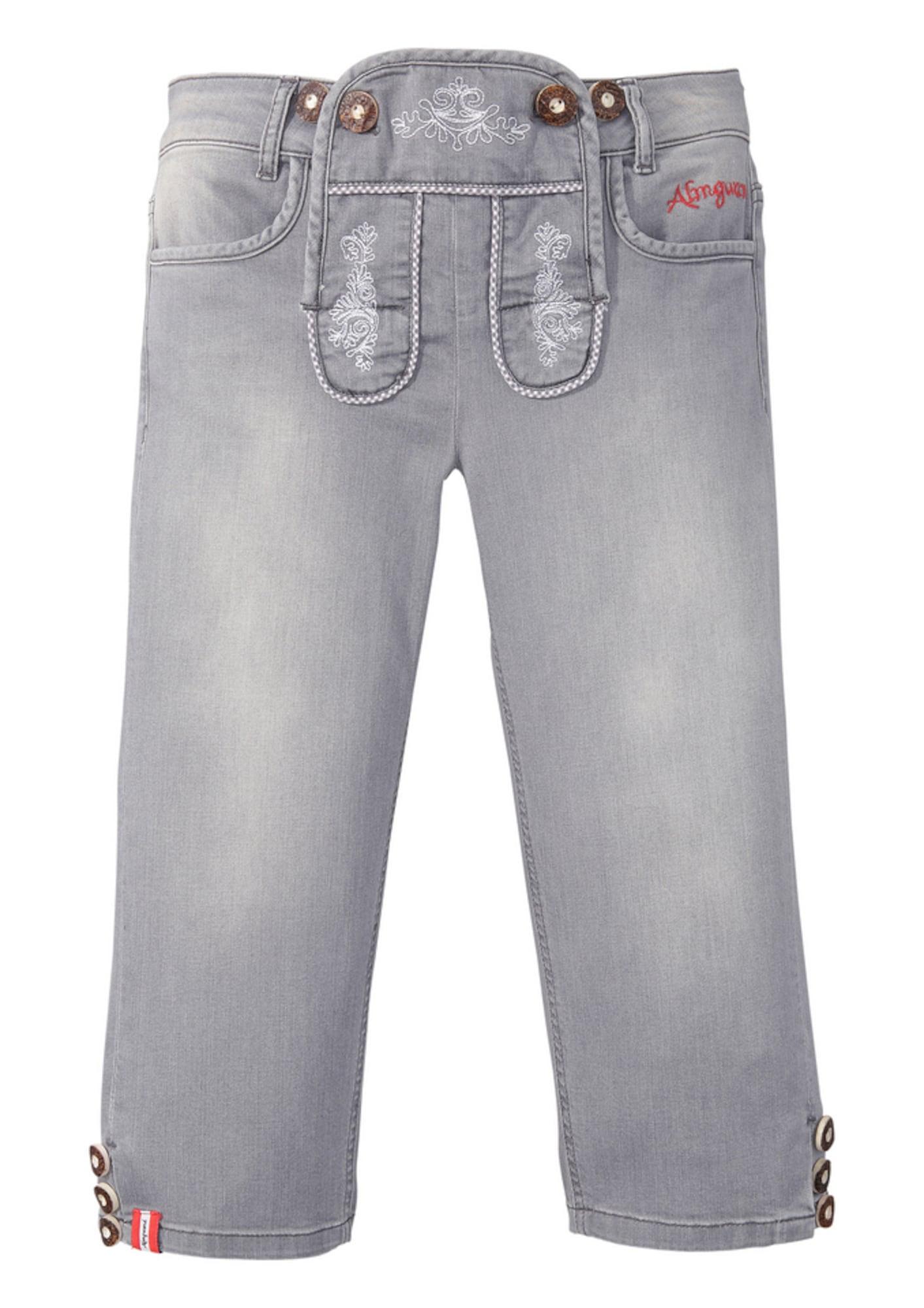 Trachtenbermuda | Bekleidung > Jeans > Shorts & Bermudas | Almgwand