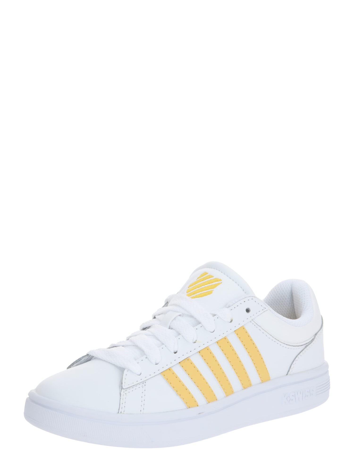 K-SWISS Tenisky 'Court Winston'  žlutá / bílá