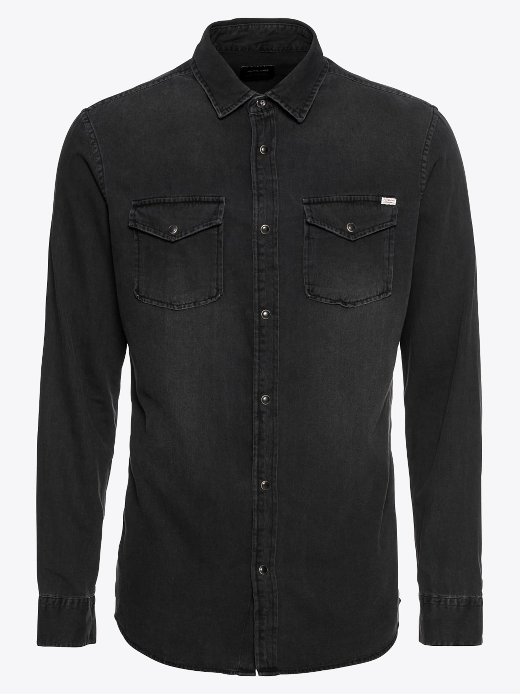 Overhemd 'JJESHERIDAN SHIRT L/S'