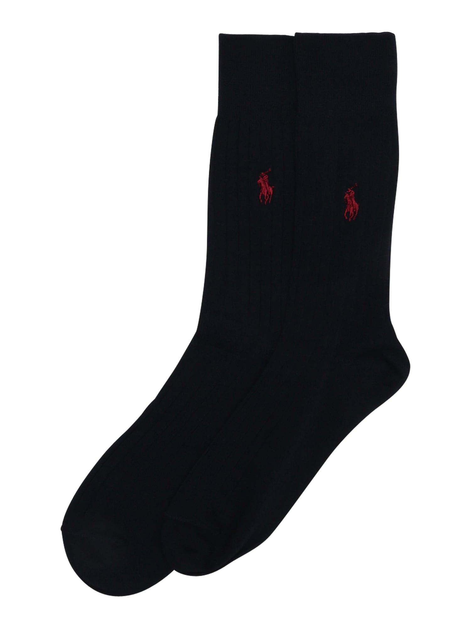 Ponožky ACTIVE SLACK-SOCKS-SINGLE tmavě modrá POLO RALPH LAUREN