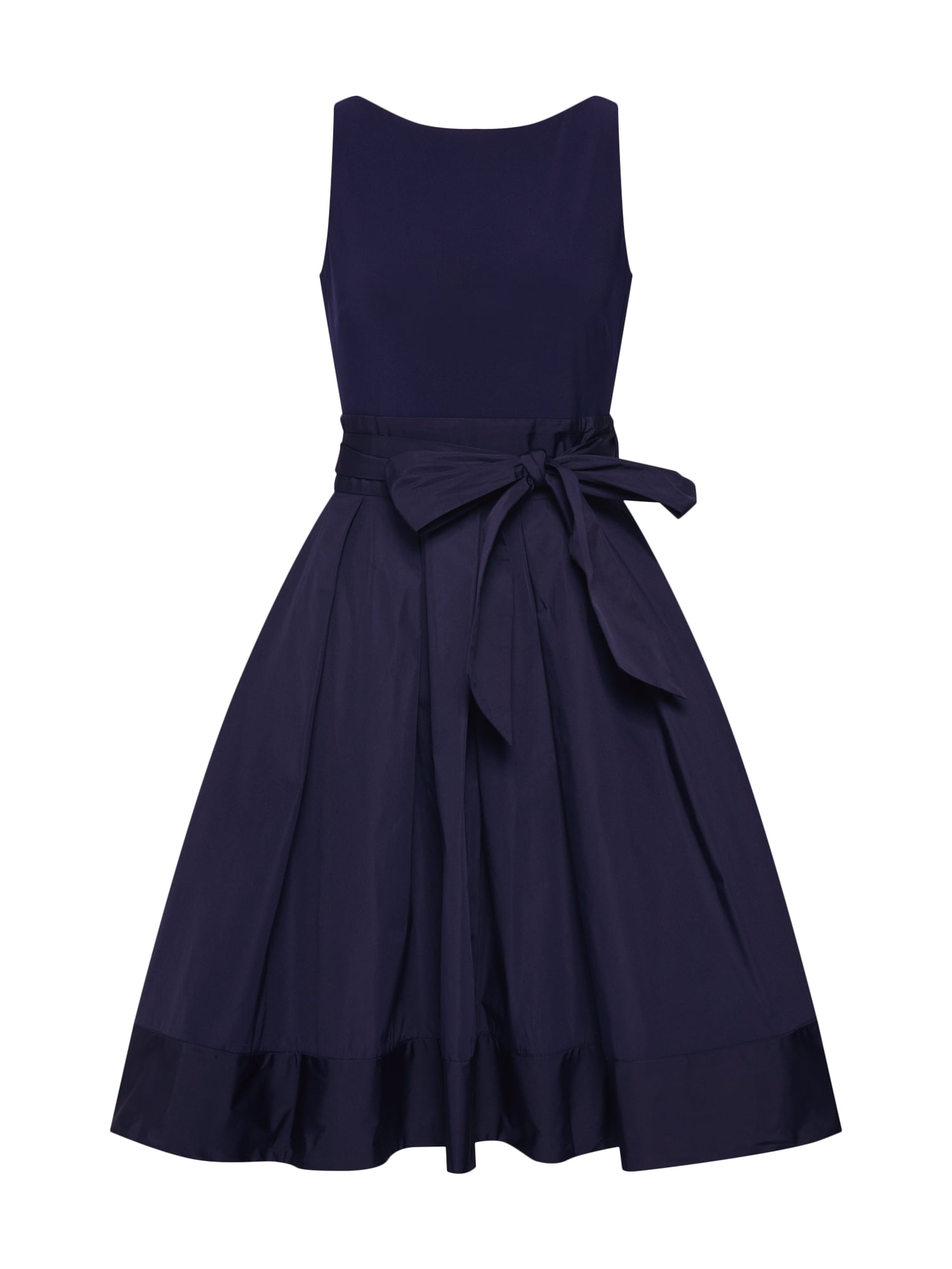 Koktejlové šaty YUKO námořnická modř Lauren Ralph Lauren