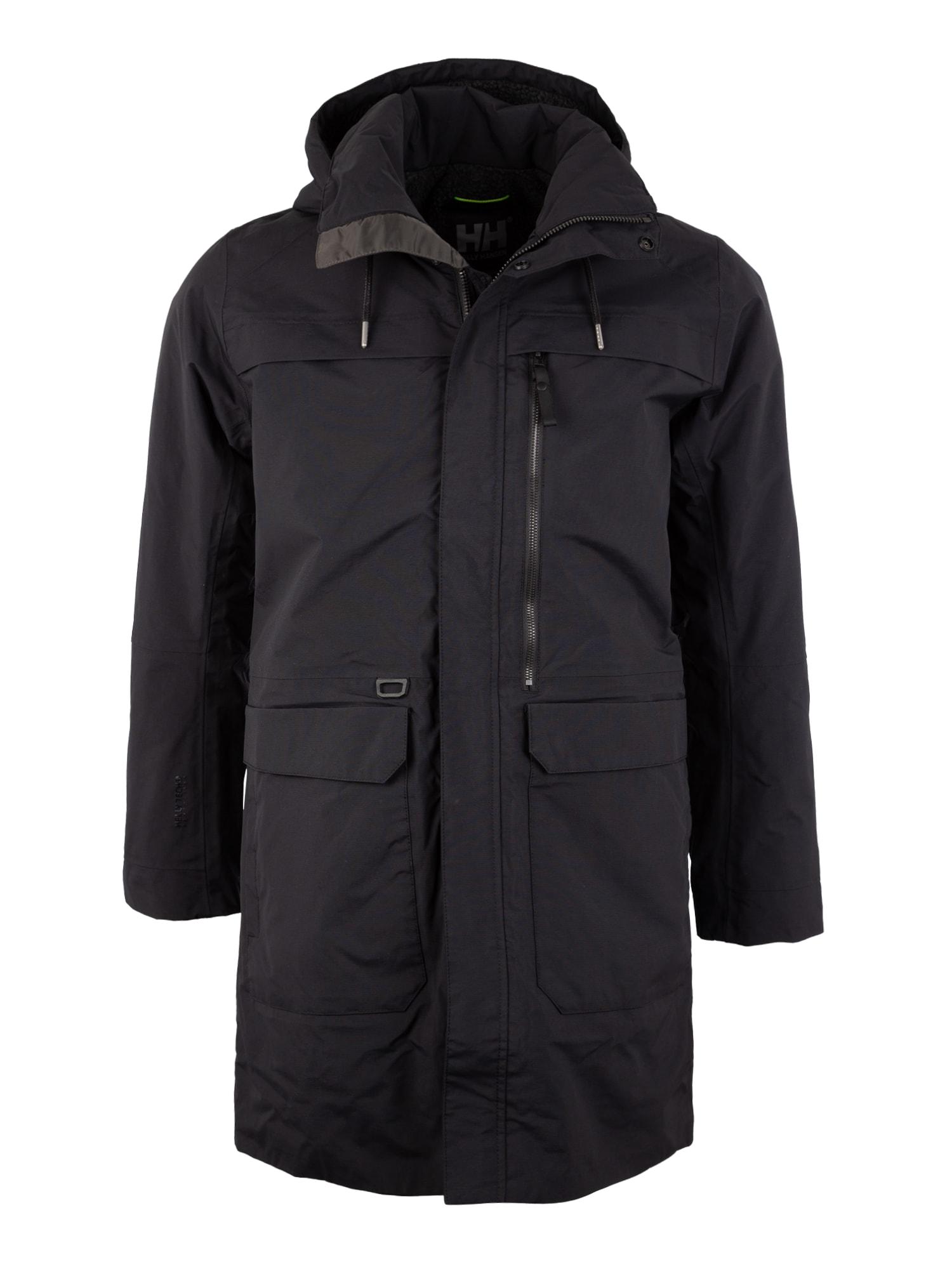 Outdoorová bunda WATERVILLE  černá HELLY HANSEN