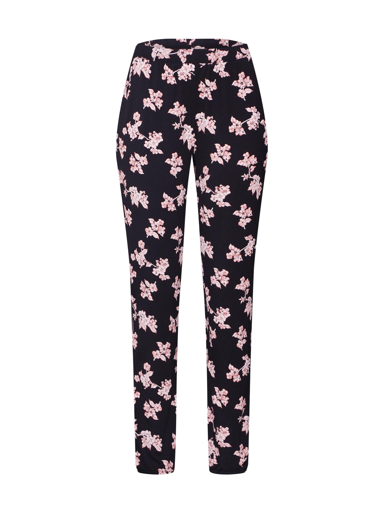 Pyžamové kalhoty černá Hunkemöller