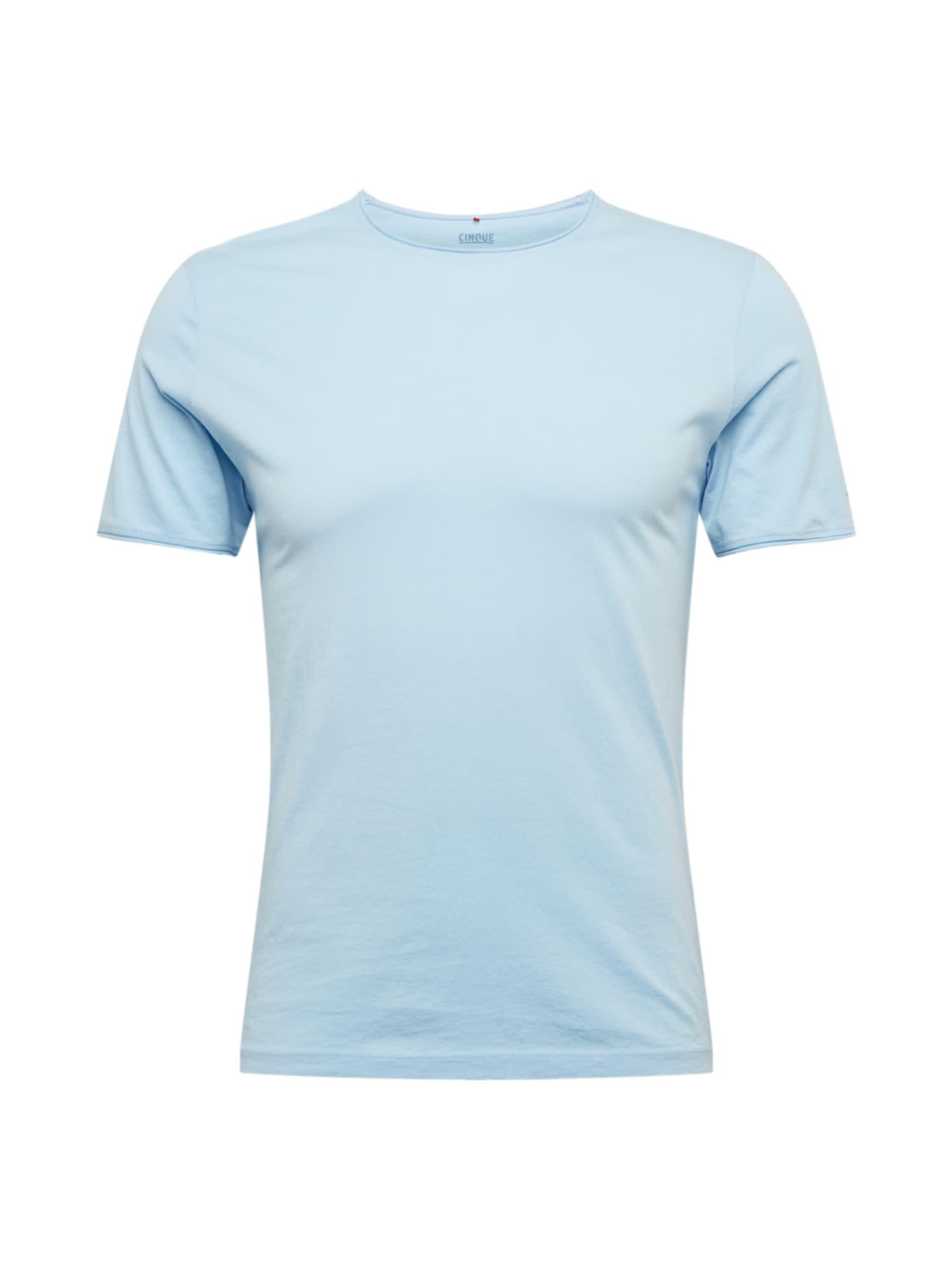 CINQUE Tričko 'DADO'  modrá