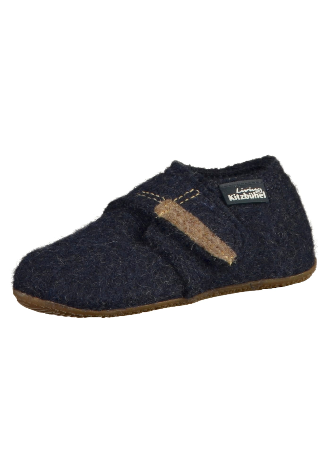 Pantofle noční modrá Living Kitzbühel