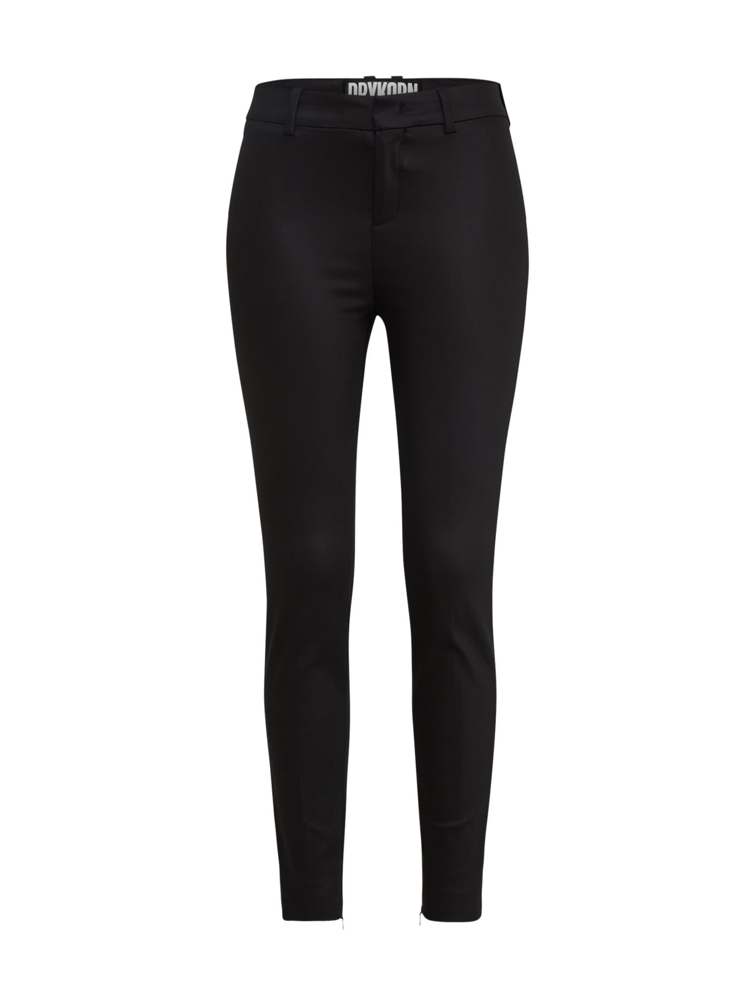 Kalhoty WINCH černá DRYKORN